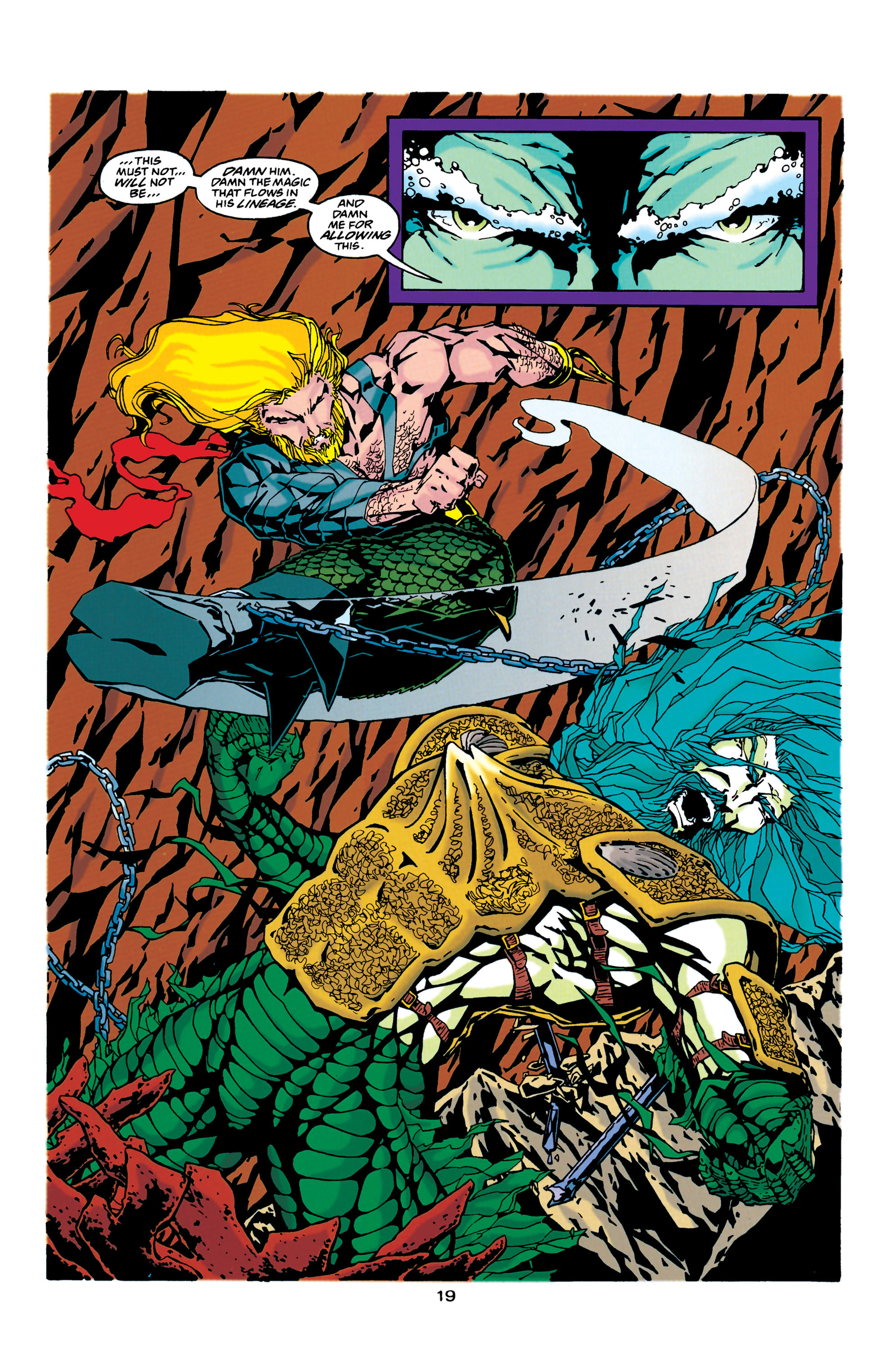 Read online Aquaman (1994) comic -  Issue #34 - 16