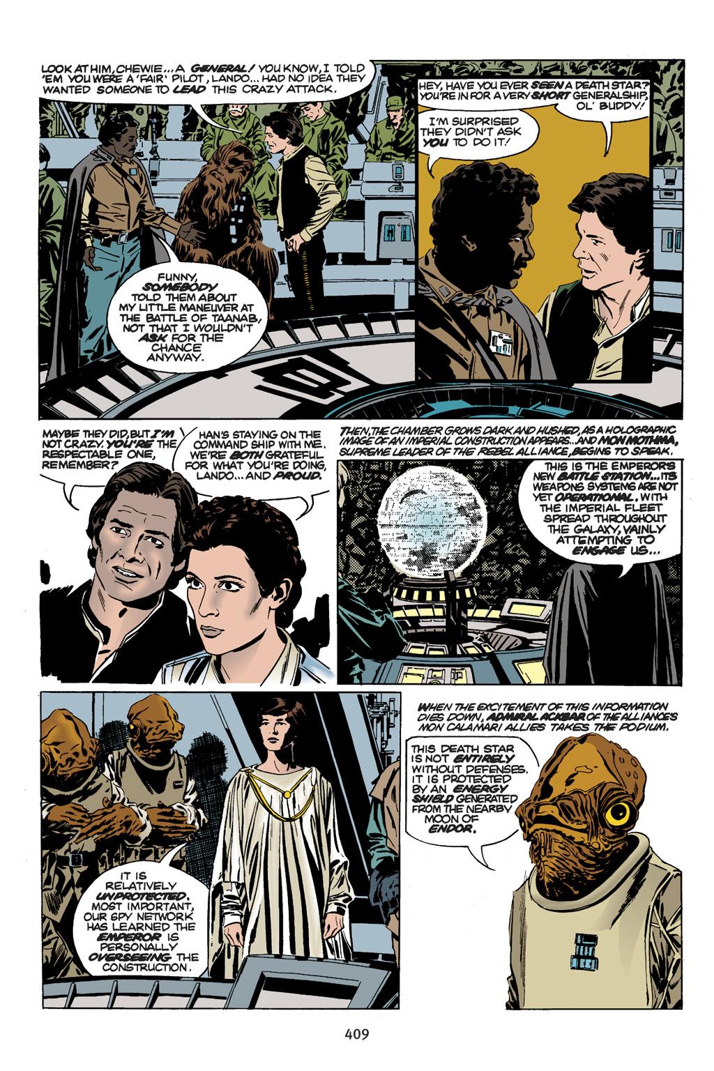 Read online Star Wars Omnibus comic -  Issue # Vol. 18.5 - 126