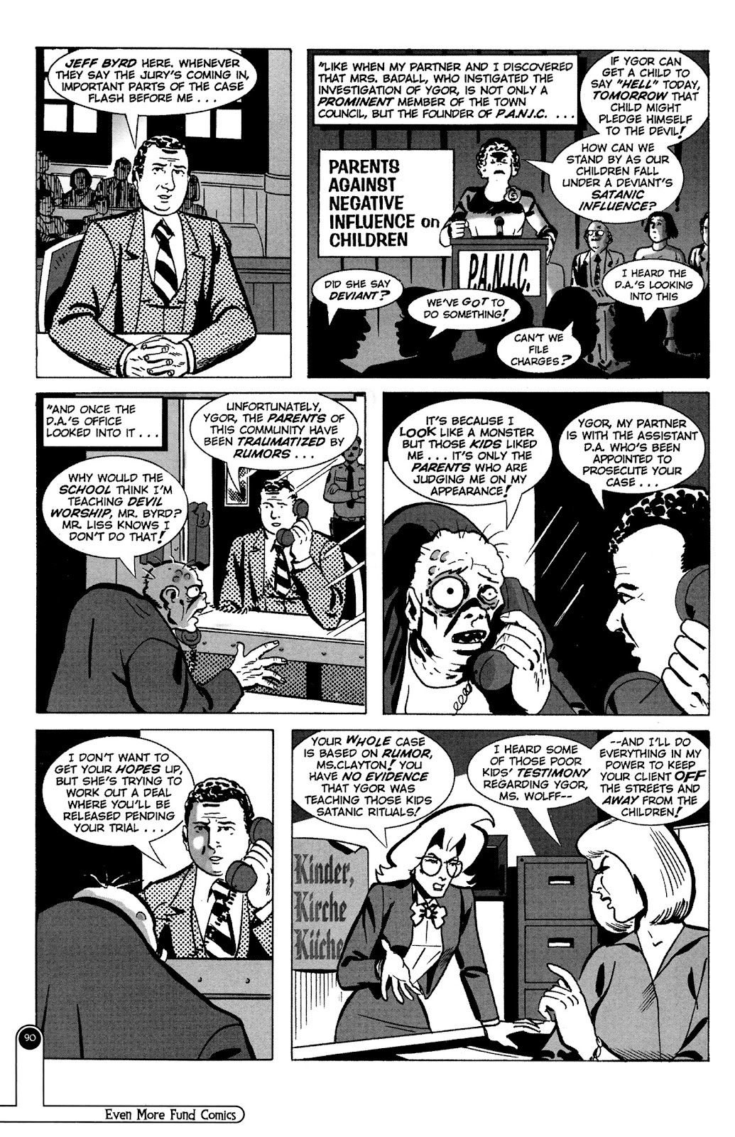 Read online Even More Fund Comics comic -  Issue # TPB (Part 1) - 90