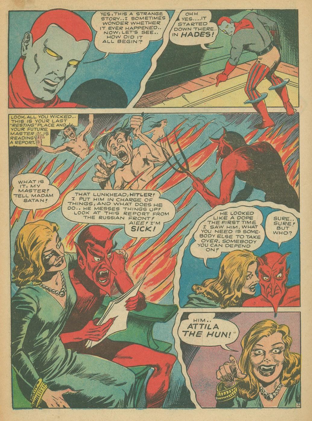 Read online All-Winners Comics comic -  Issue #8 - 44
