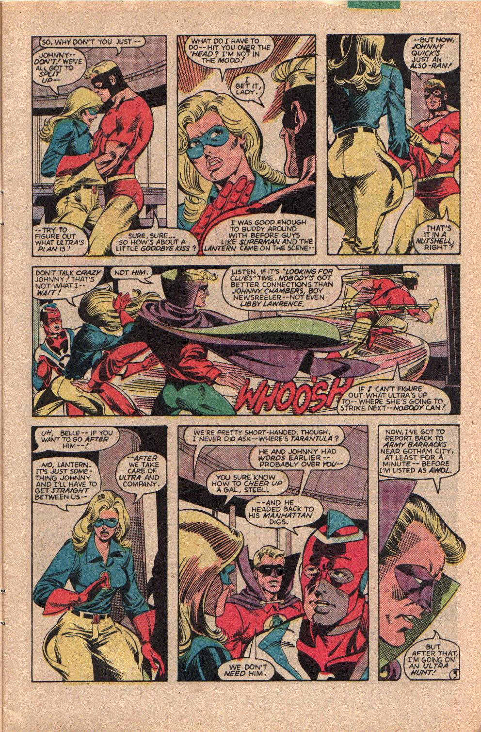 Read online All-Star Squadron comic -  Issue #23 - 5