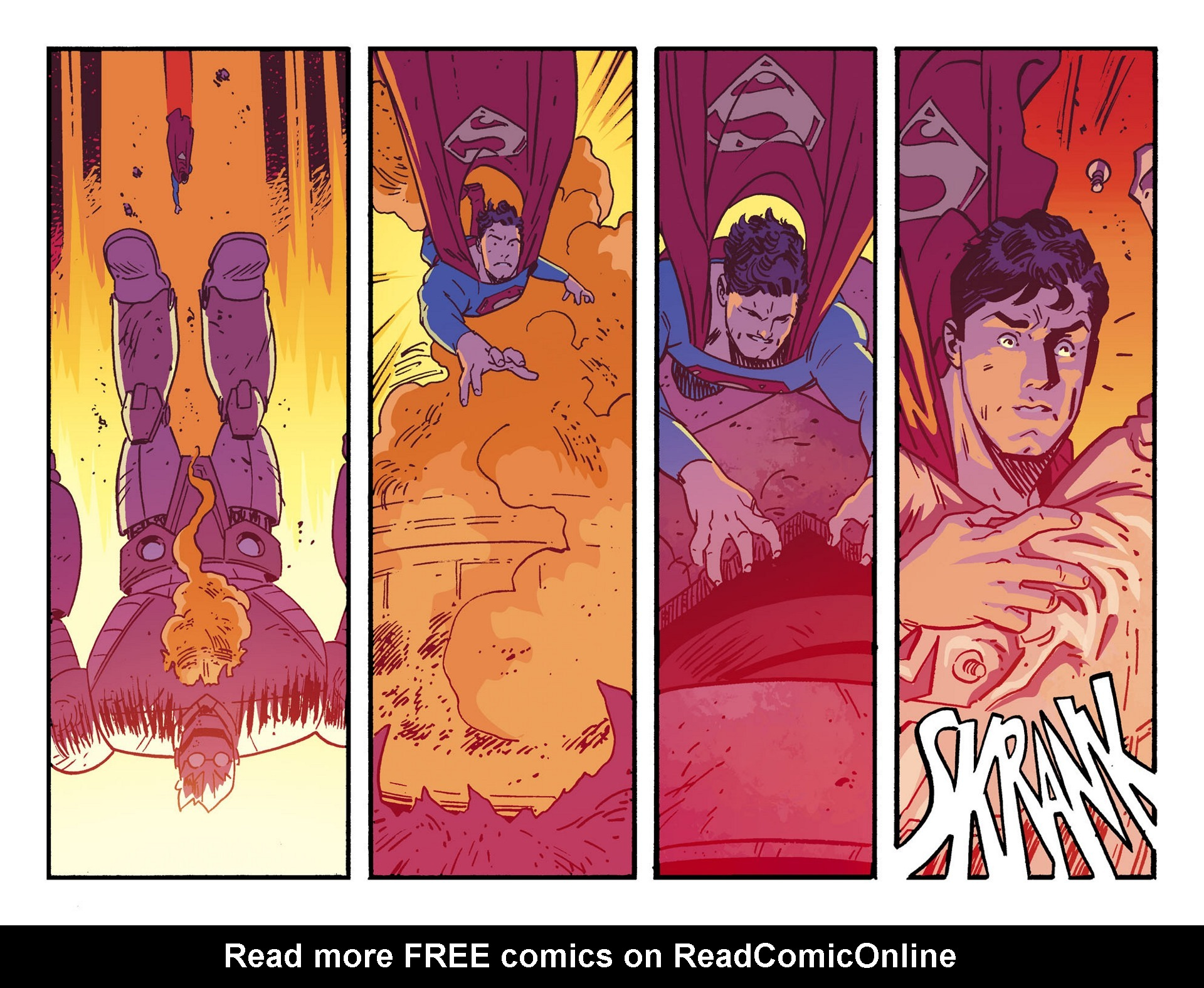 Read online Adventures of Superman [I] comic -  Issue #45 - 17