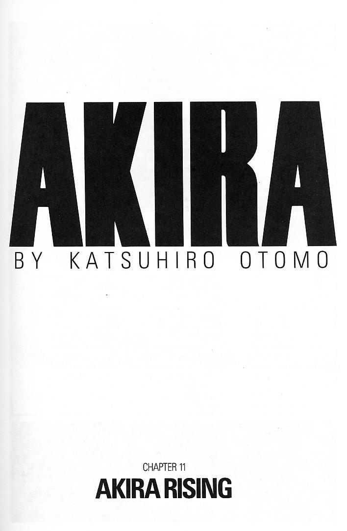 Read online Akira comic -  Issue #11 - 3