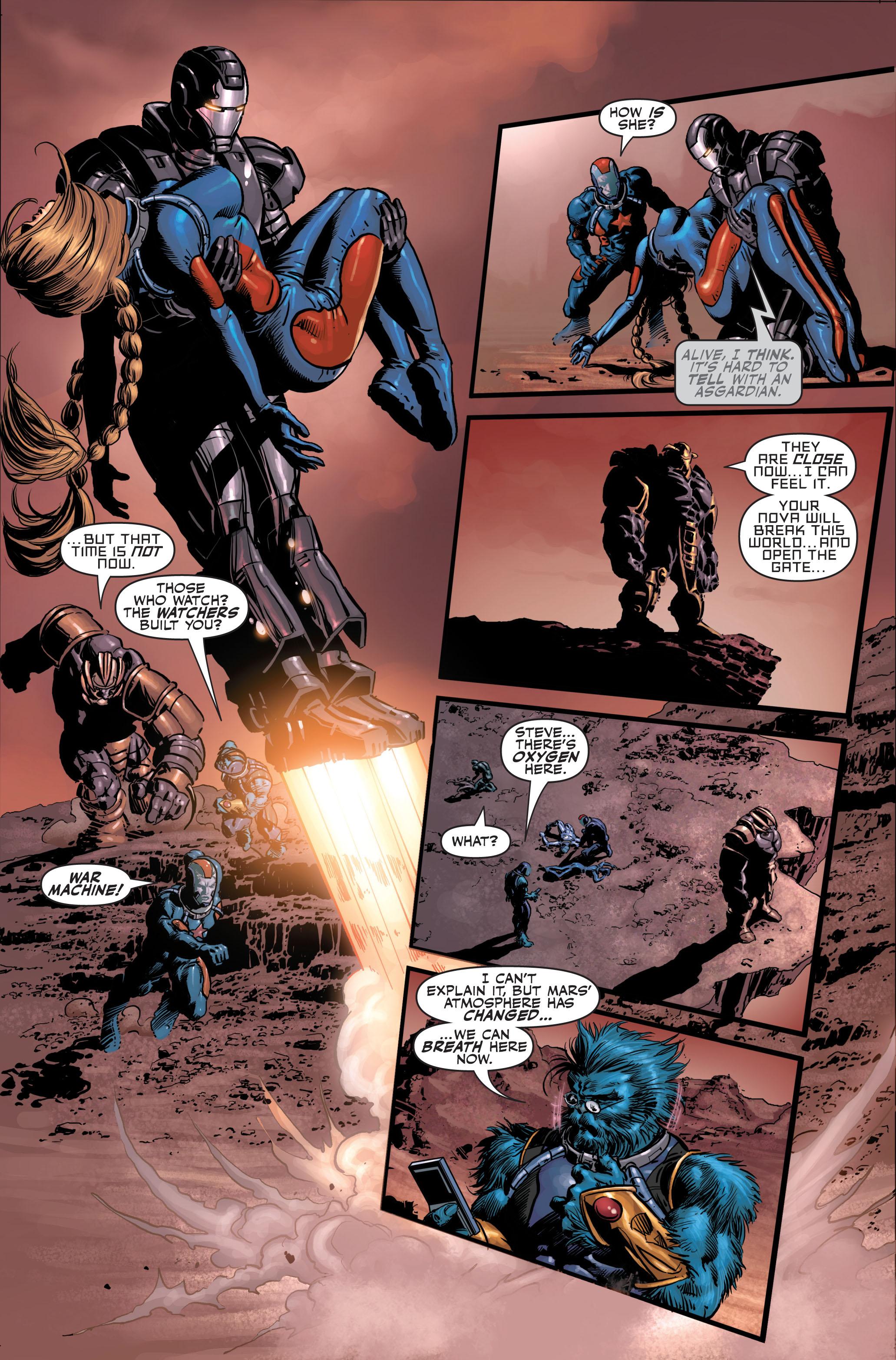 Read online Secret Avengers (2010) comic -  Issue #3 - 18