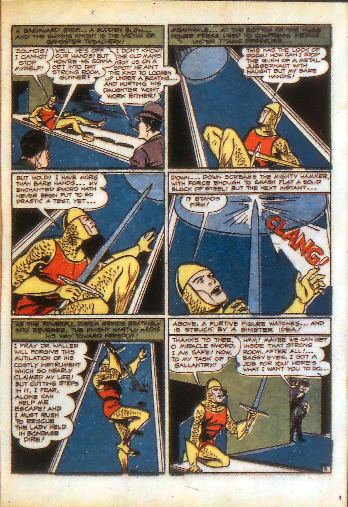 Read online Adventure Comics (1938) comic -  Issue #88 - 25