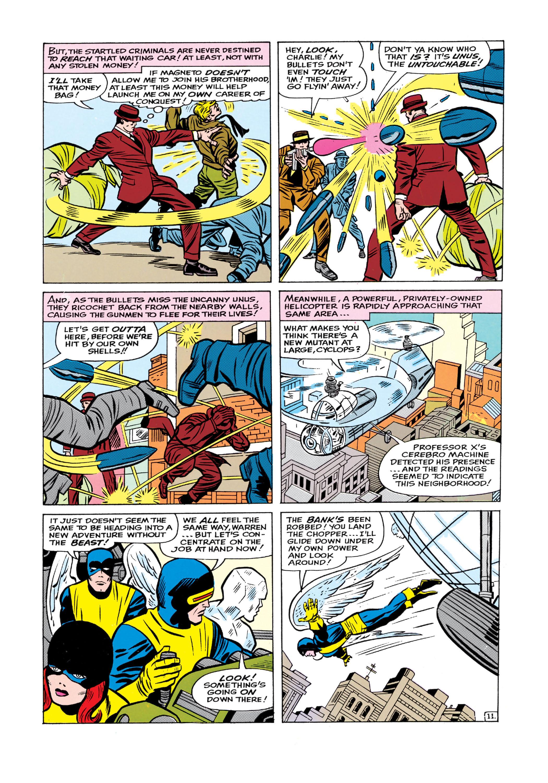Uncanny X-Men (1963) 8 Page 11