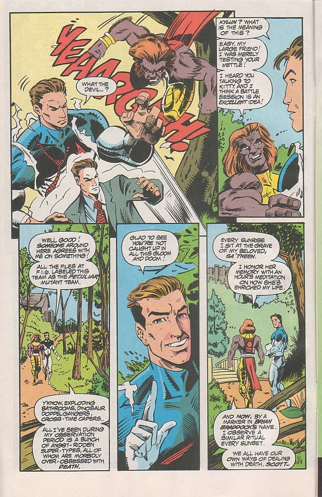 Excalibur (1988) issue 68 - Page 4