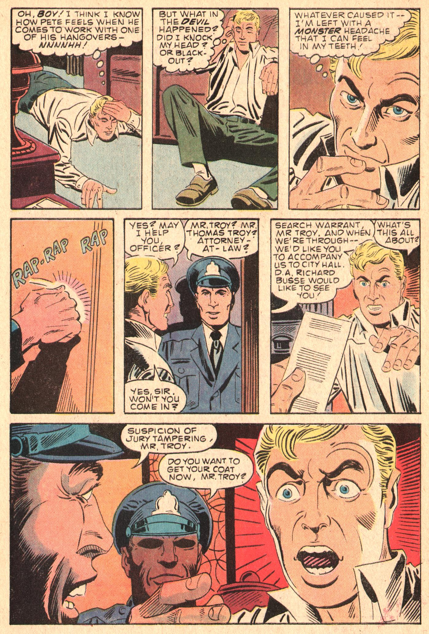 Read online The Fly (1983) comic -  Issue #5 - 10