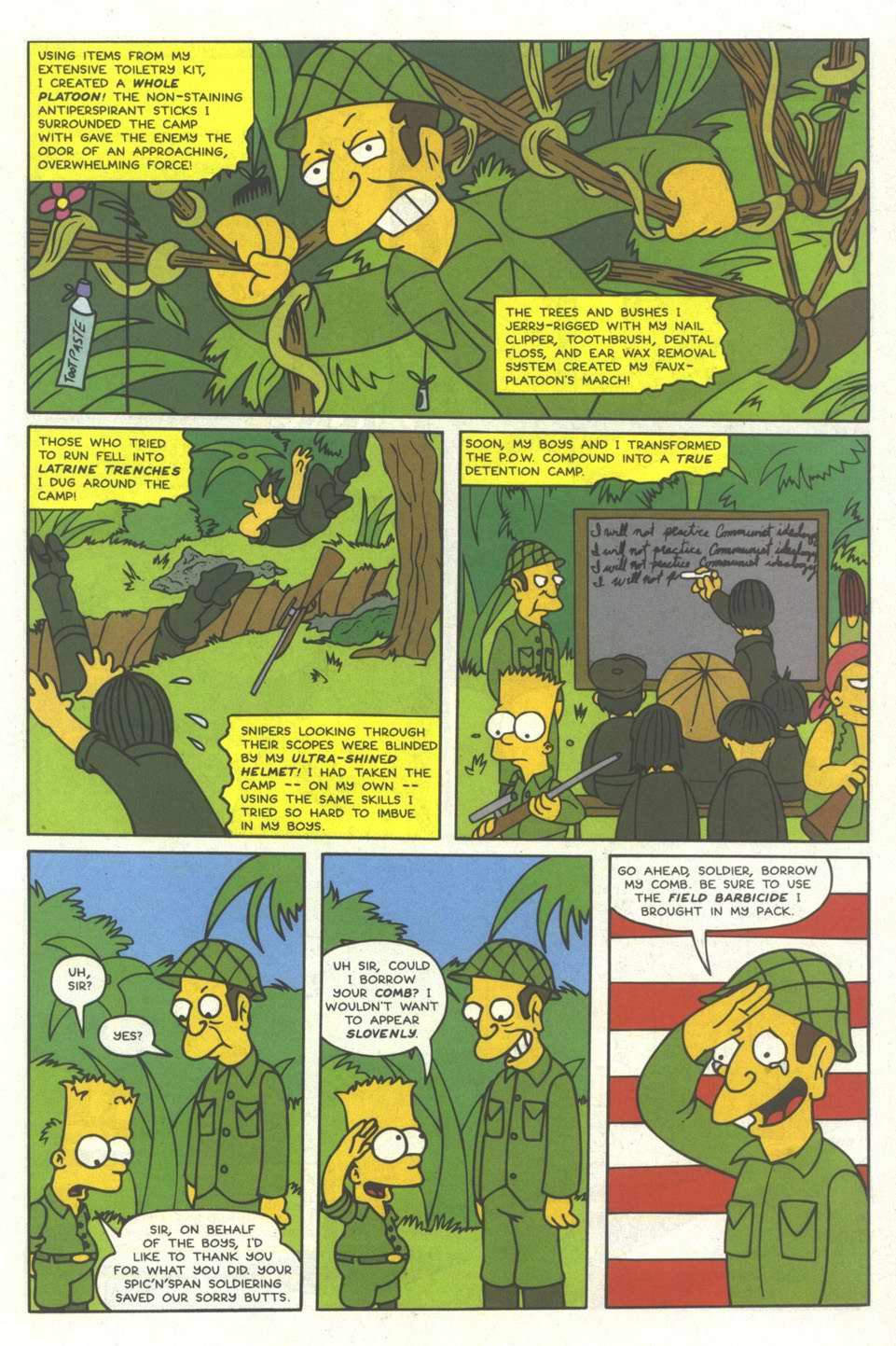 Read online Simpsons Comics comic -  Issue #12 - 27