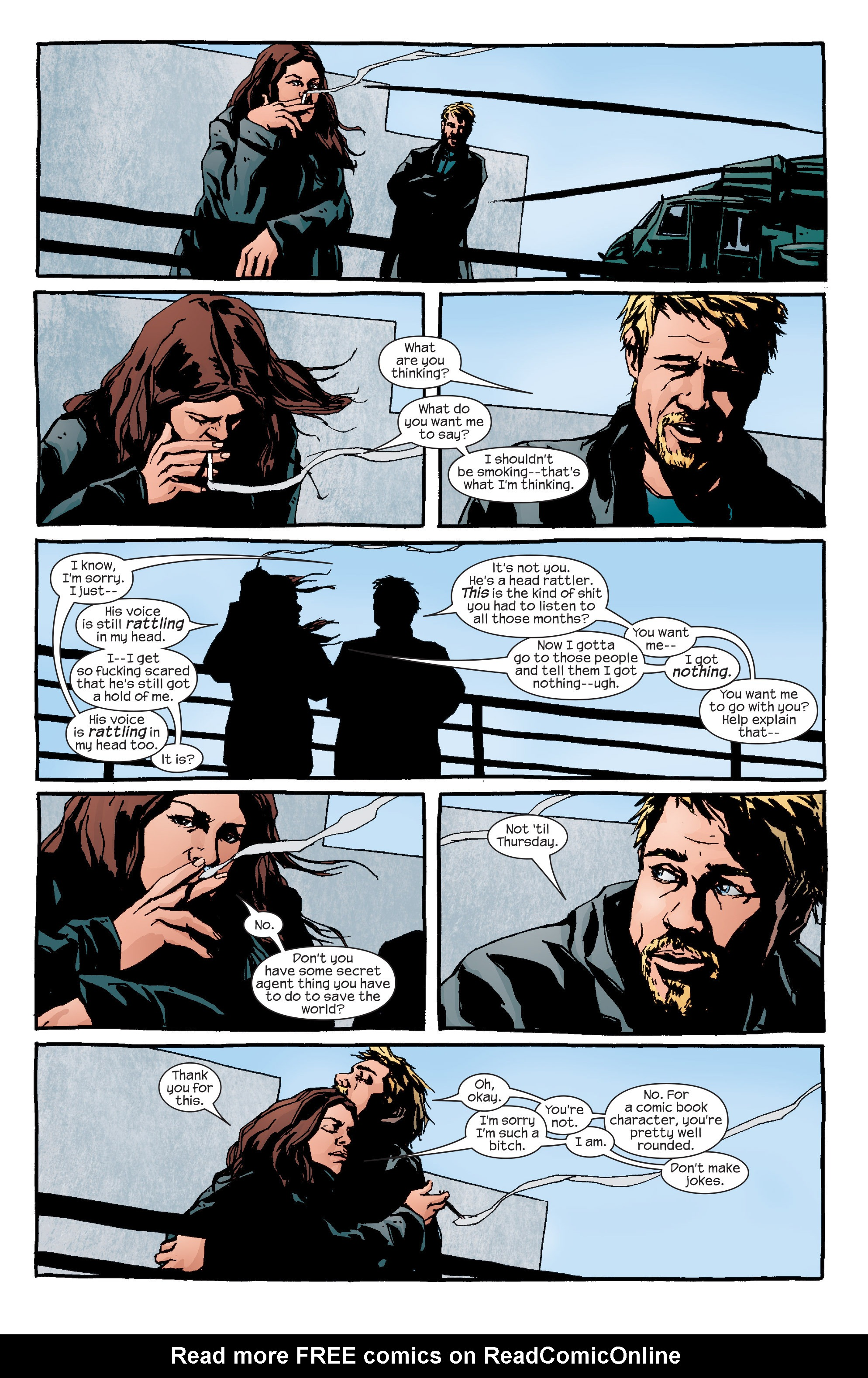 Read online Alias comic -  Issue #27 - 7