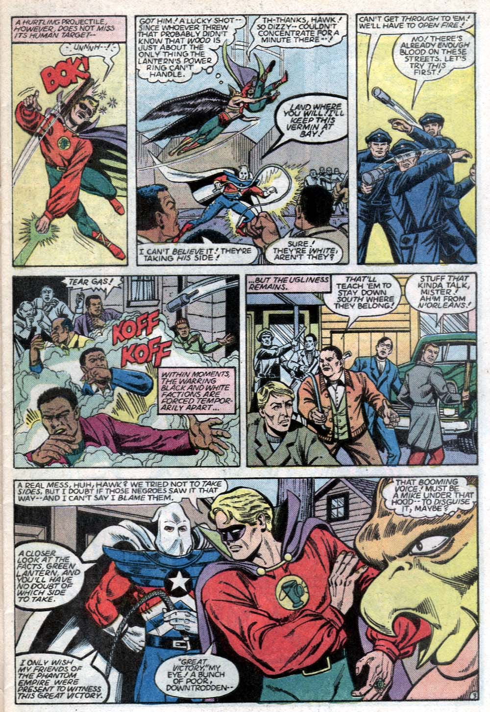 Read online All-Star Squadron comic -  Issue #40 - 4