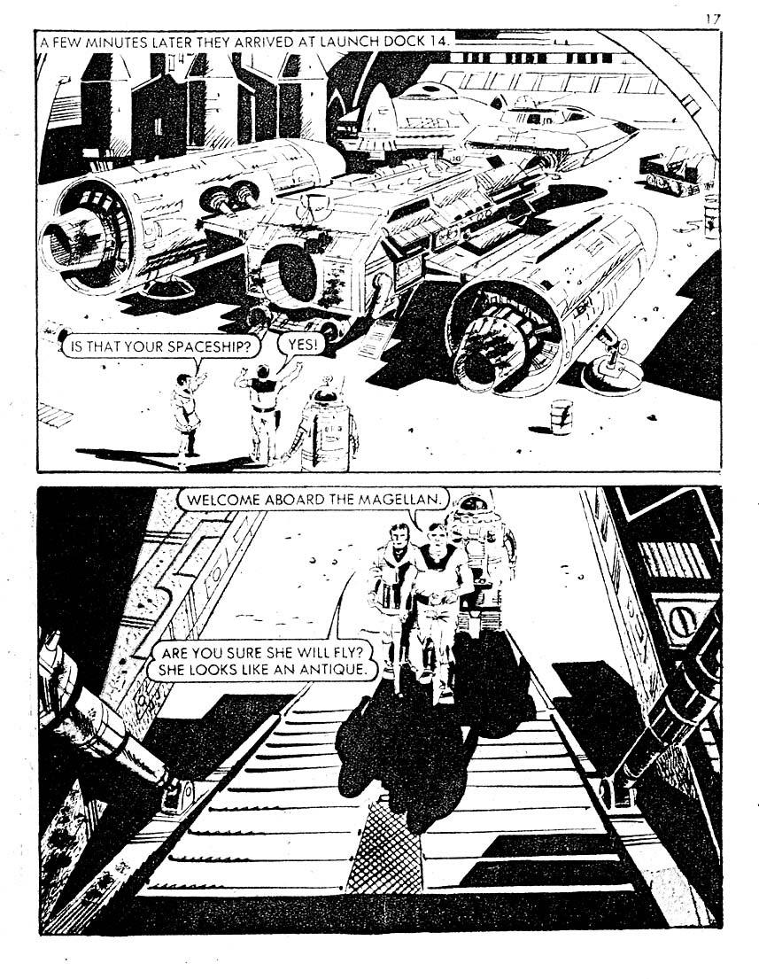 Starblazer issue 30 - Page 17