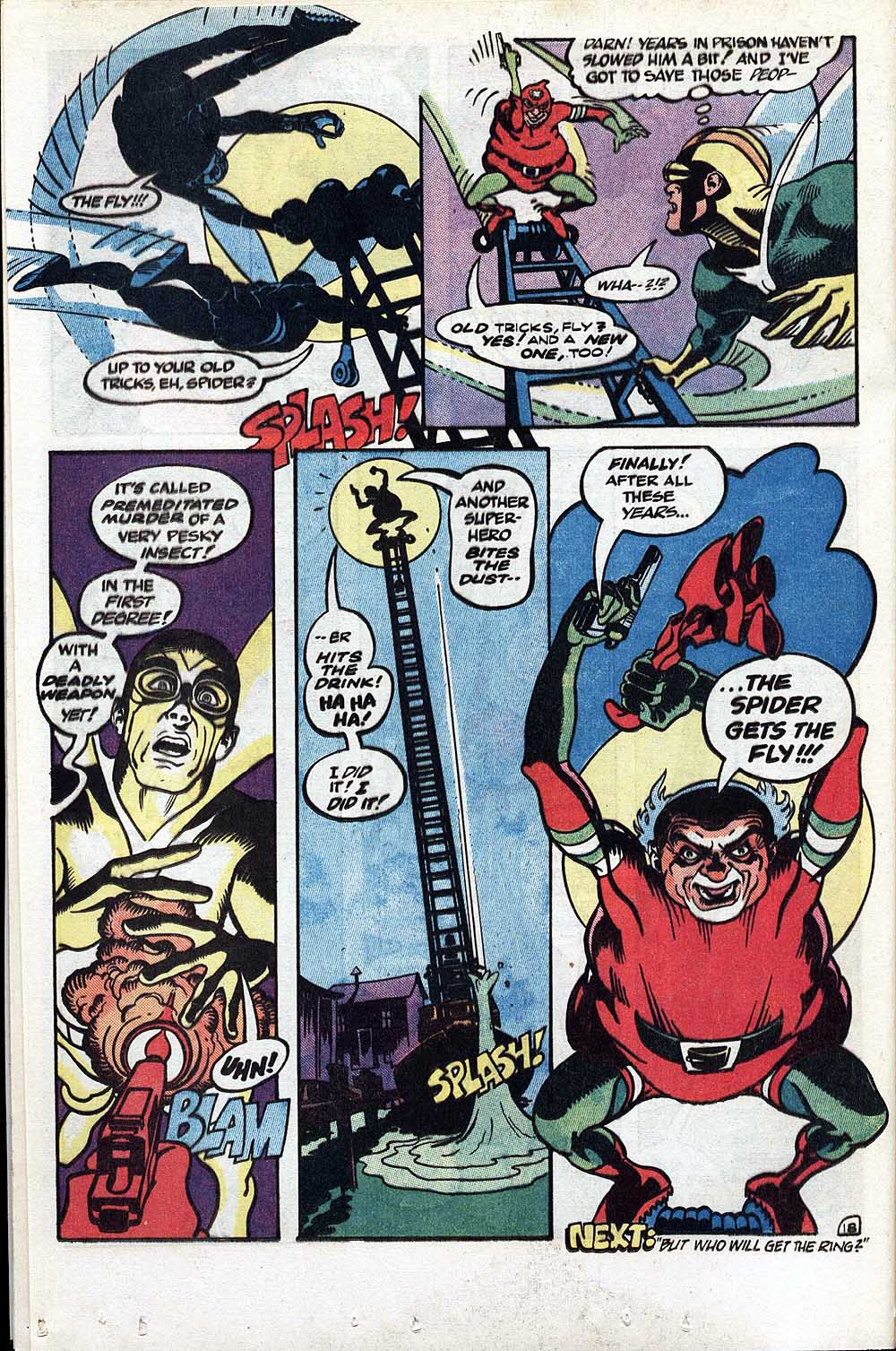 Read online The Fly (1983) comic -  Issue #1 - 19