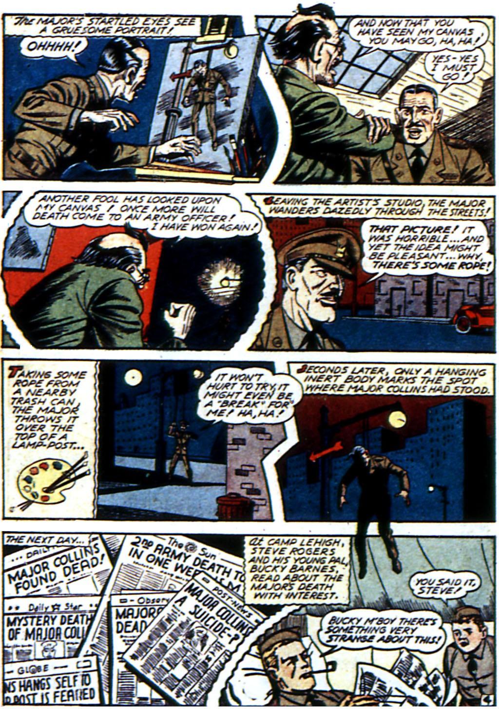 Read online All-Winners Comics comic -  Issue #3 - 19