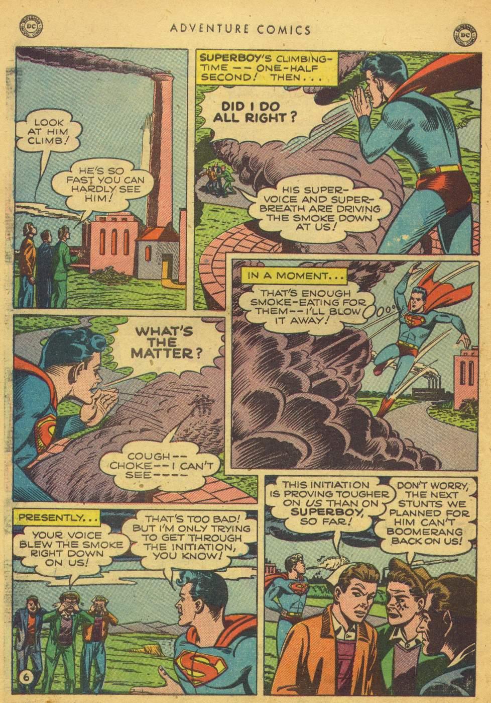 Read online Adventure Comics (1938) comic -  Issue #150 - 8