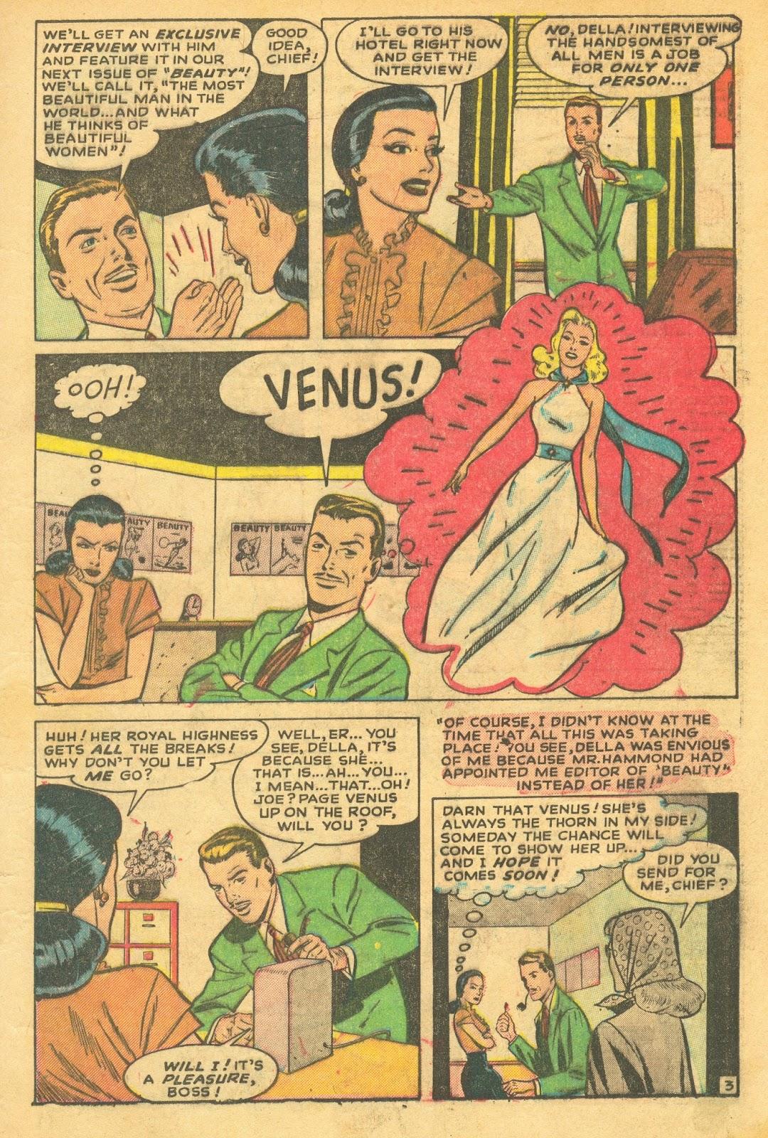 Venus (1948) issue 3 - Page 7