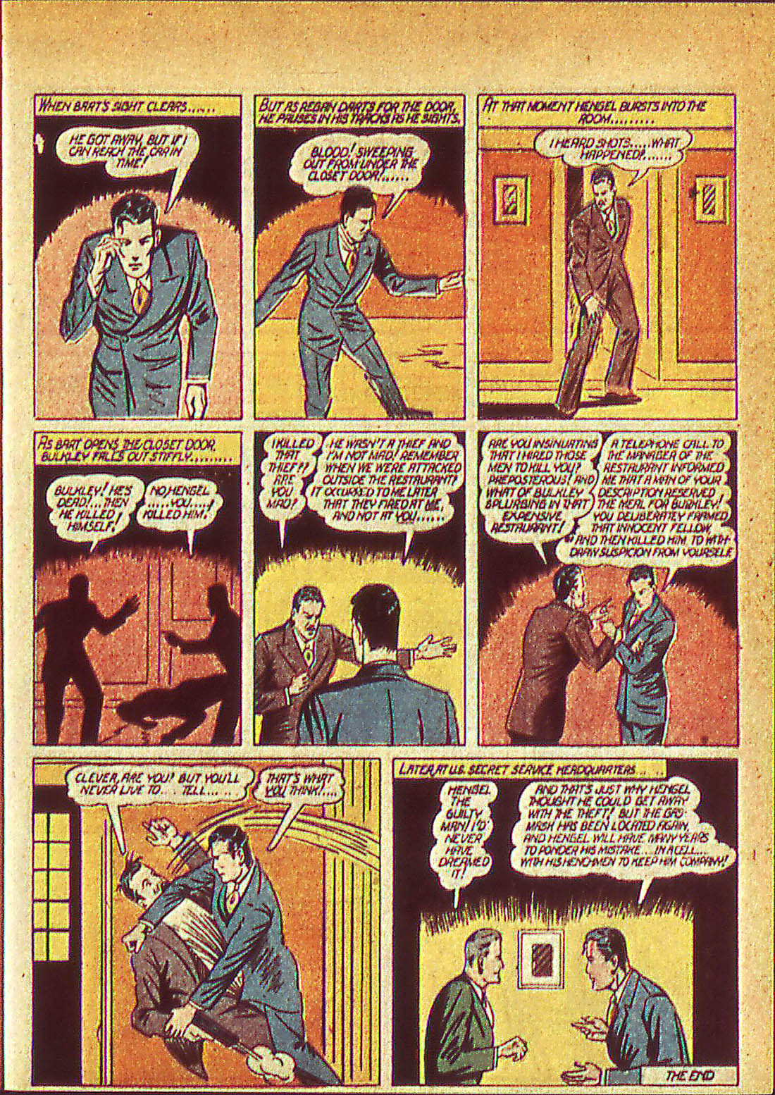 Read online Detective Comics (1937) comic -  Issue #42 - 23