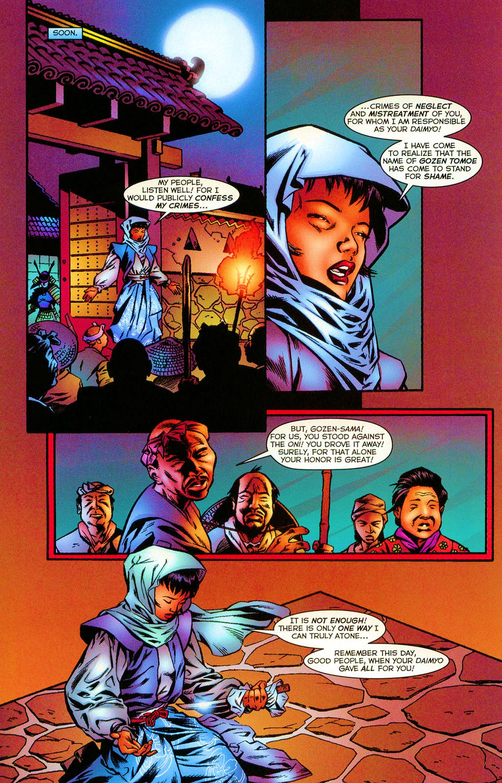 Read online Shi: The Series comic -  Issue #2 - 14