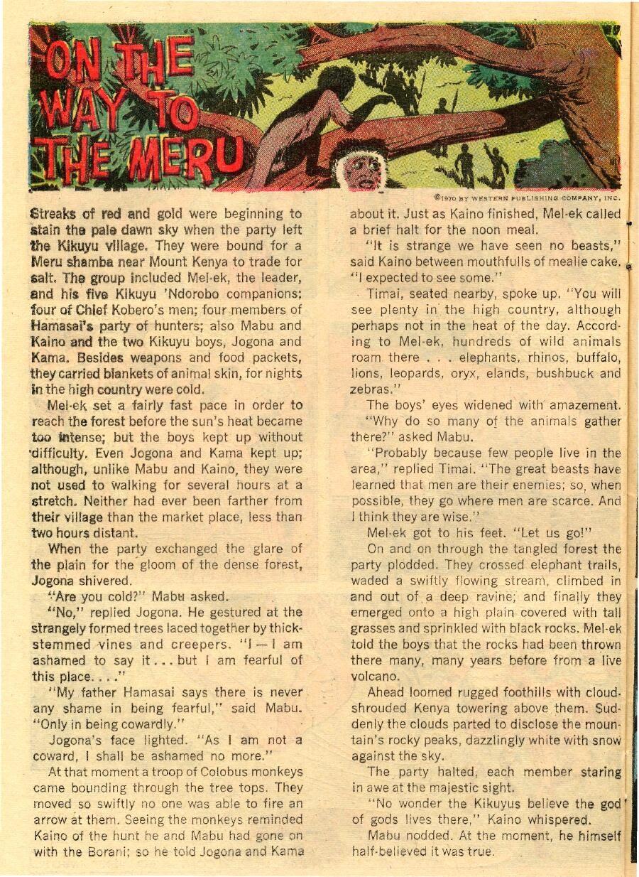 Tarzan (1962) issue 194 - Page 28