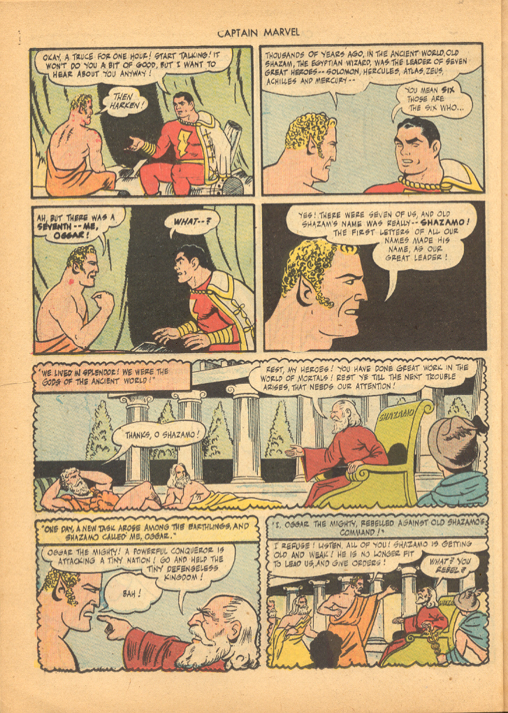 Captain Marvel Adventures issue 62 - Page 30
