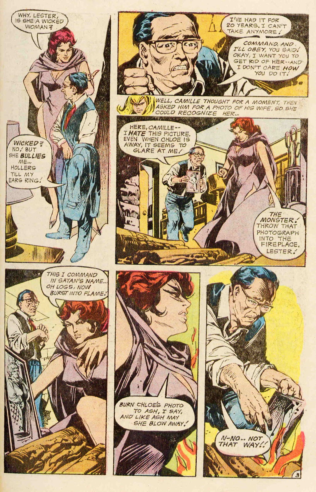 The Witching Hour (1969) issue 26 - Page 22
