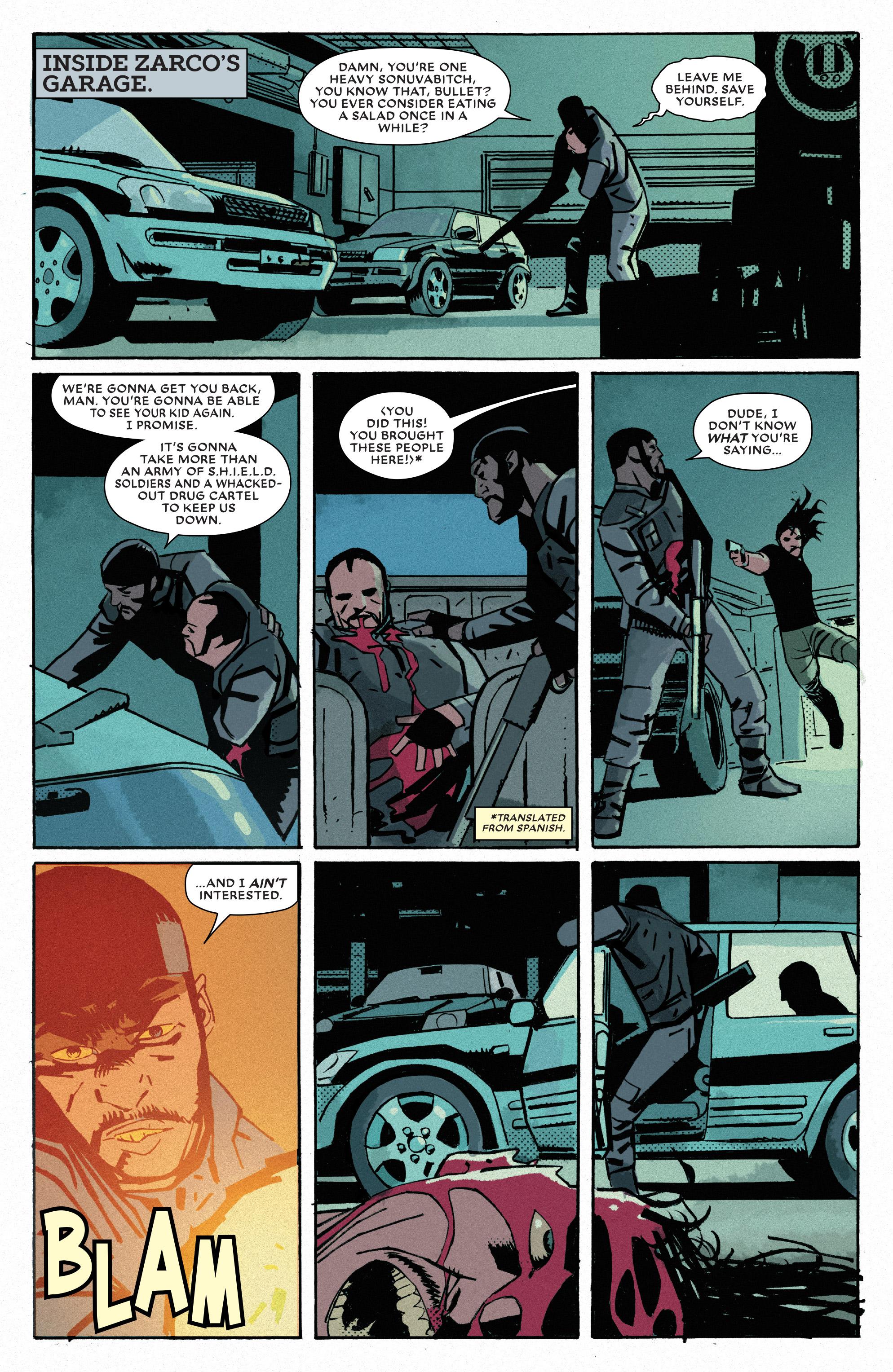Read online Bullseye comic -  Issue #5 - 6