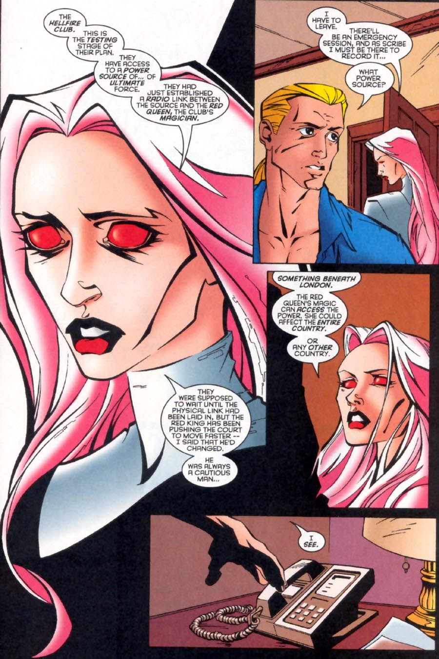 Excalibur (1988) issue 99 - Page 8
