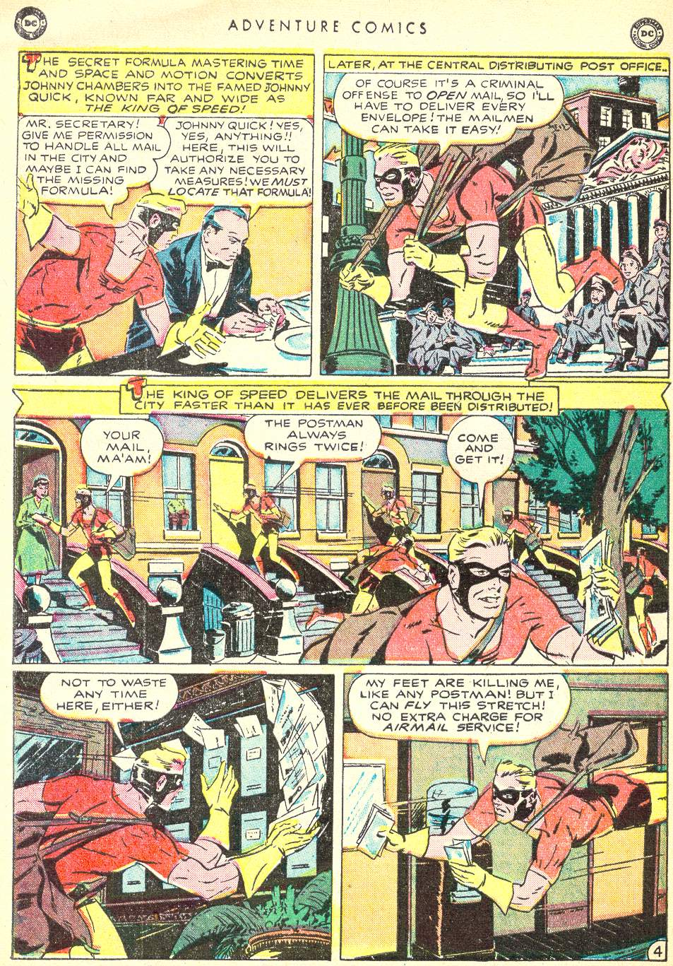 Read online Adventure Comics (1938) comic -  Issue #146 - 44