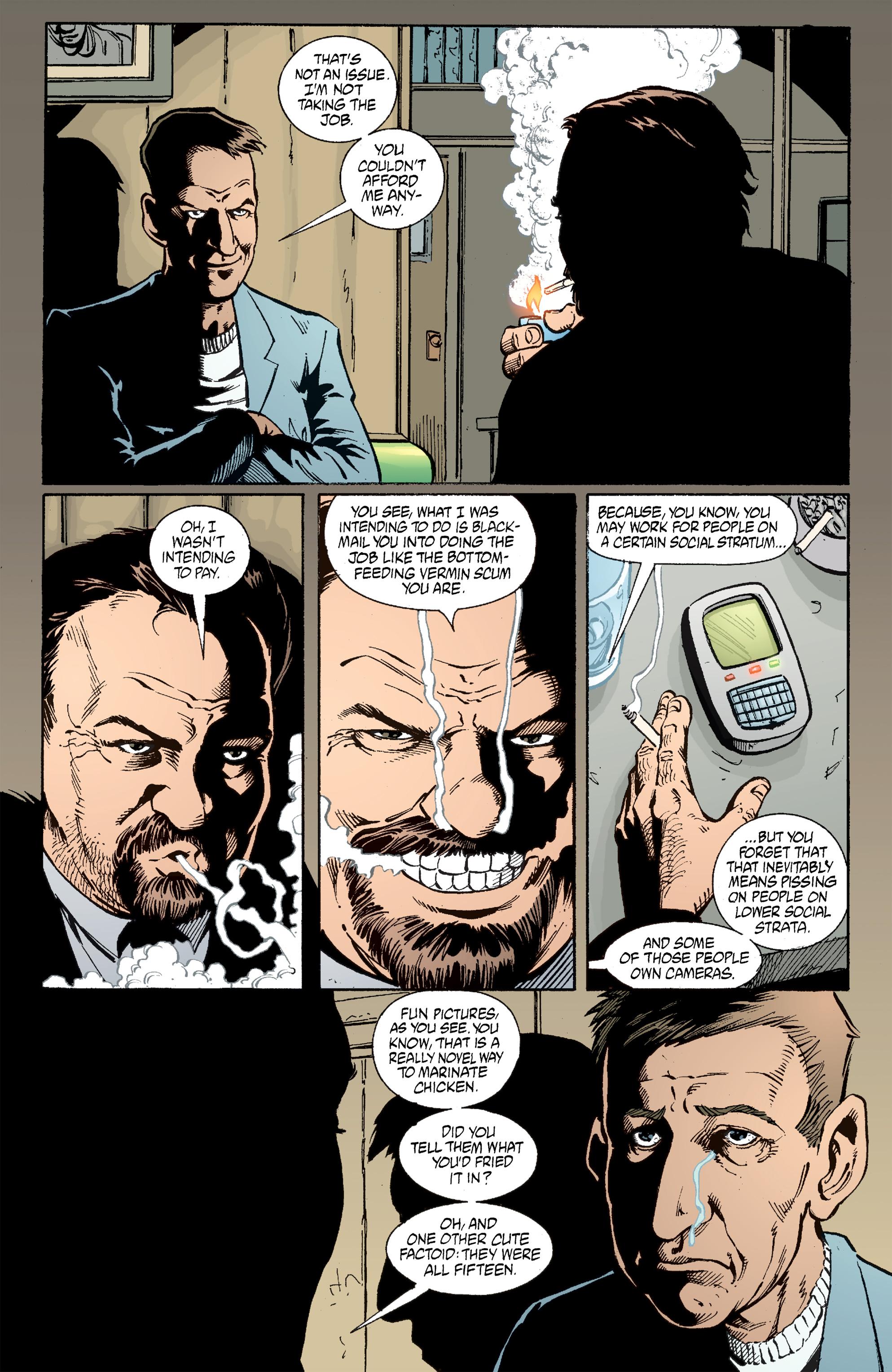 Read online Transmetropolitan comic -  Issue #51 - 11