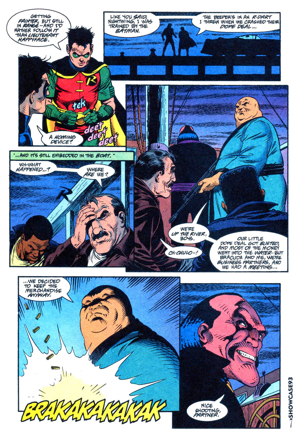 Read online Showcase '93 comic -  Issue #12 - 6