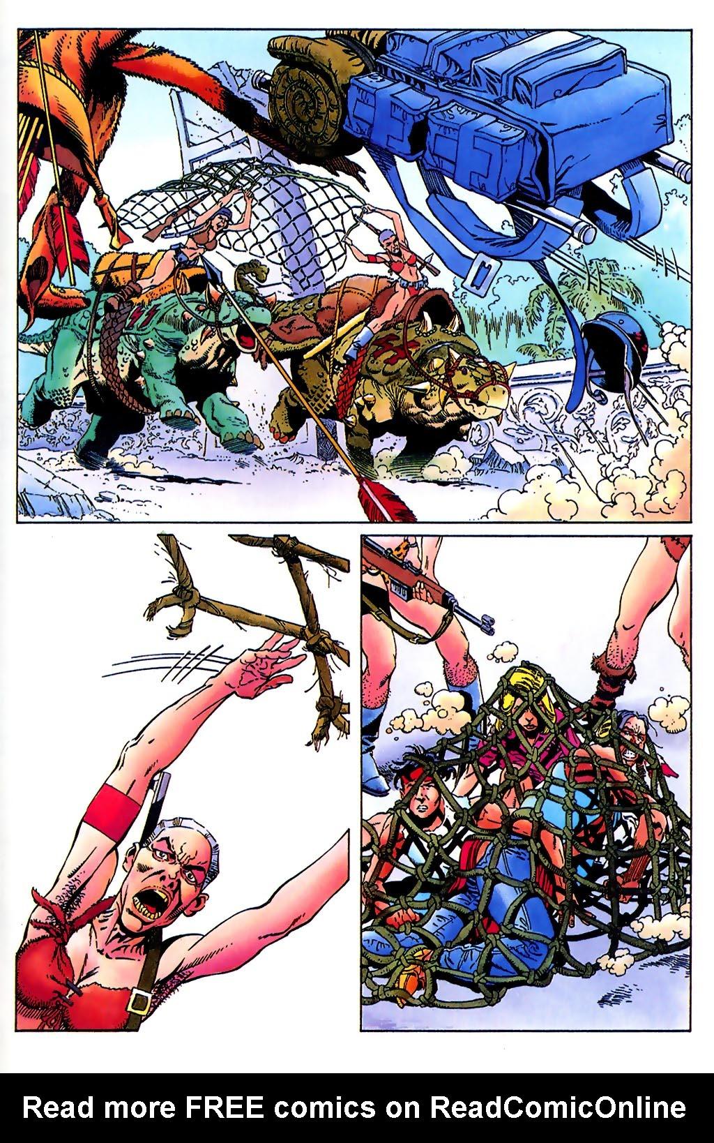 Read online Turok, Dinosaur Hunter (1993) comic -  Issue #37 - 15