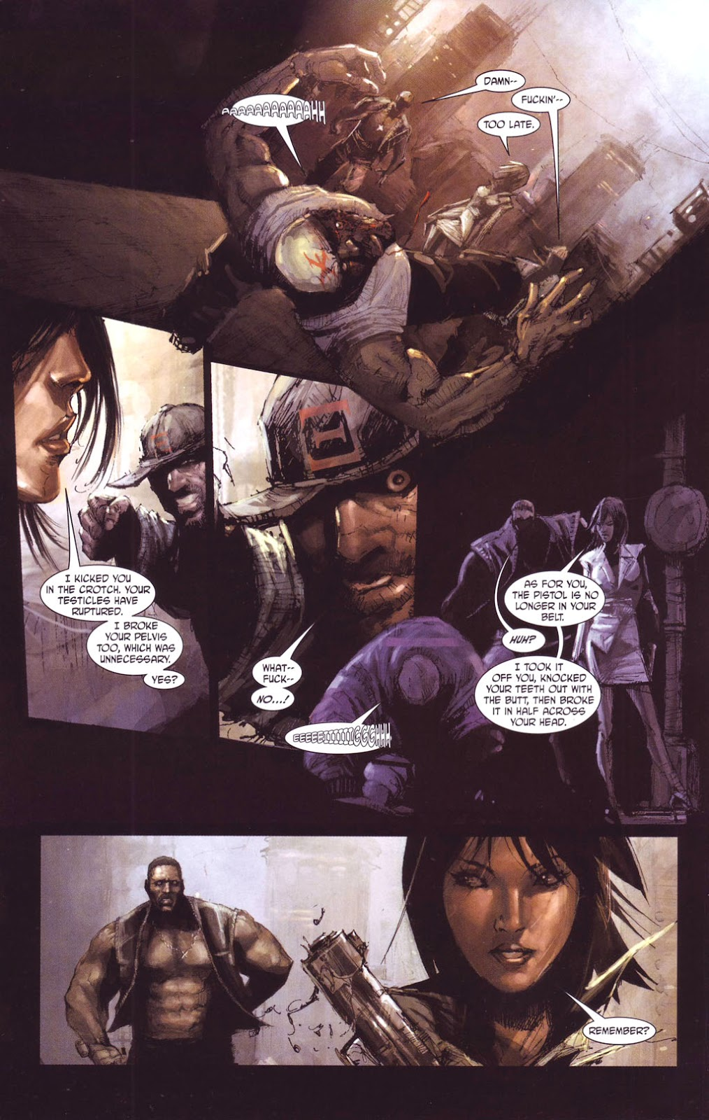 7 Brothers issue 1 - Page 17