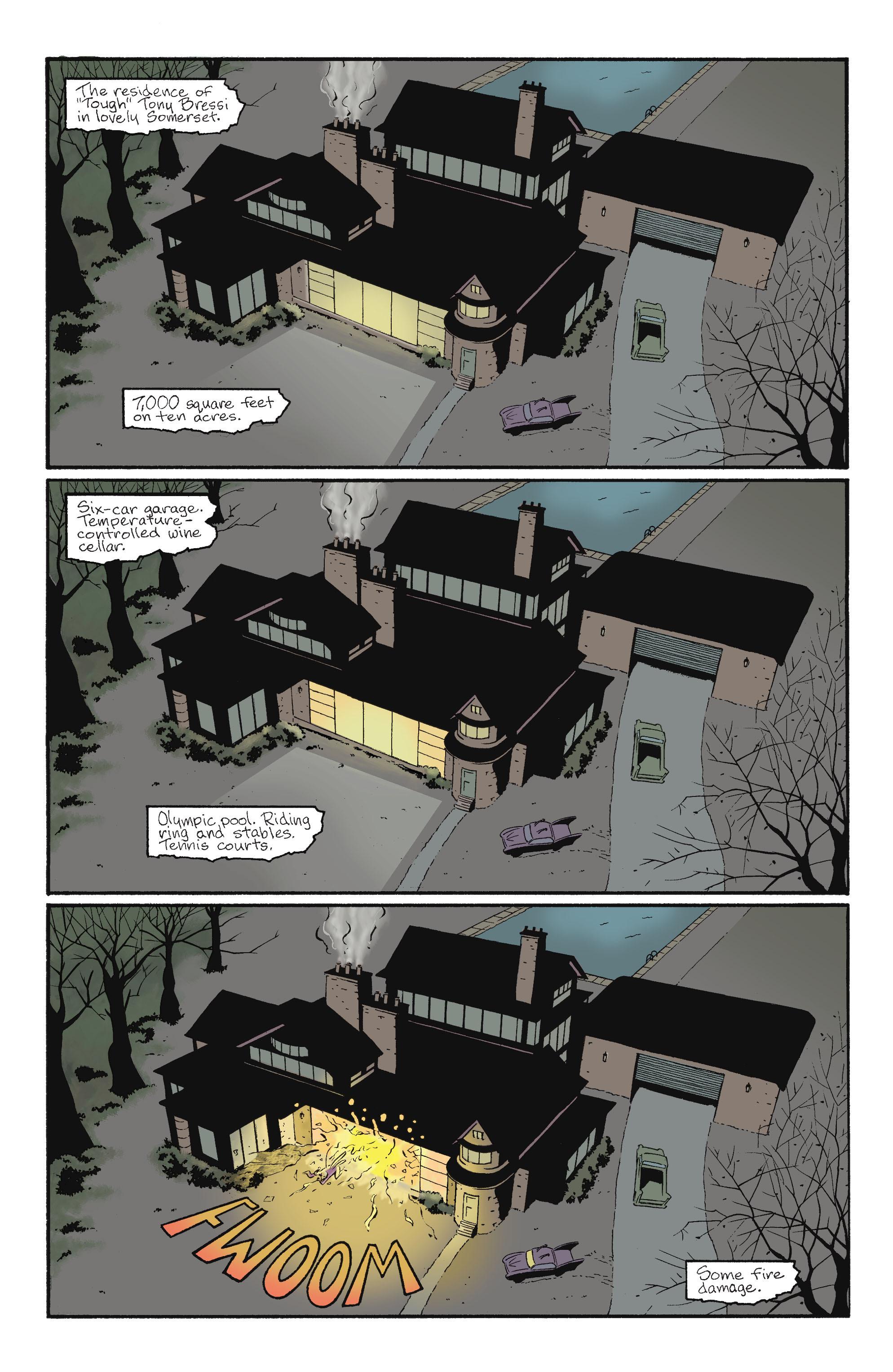 Read online Batgirl/Robin: Year One comic -  Issue # TPB 2 - 132