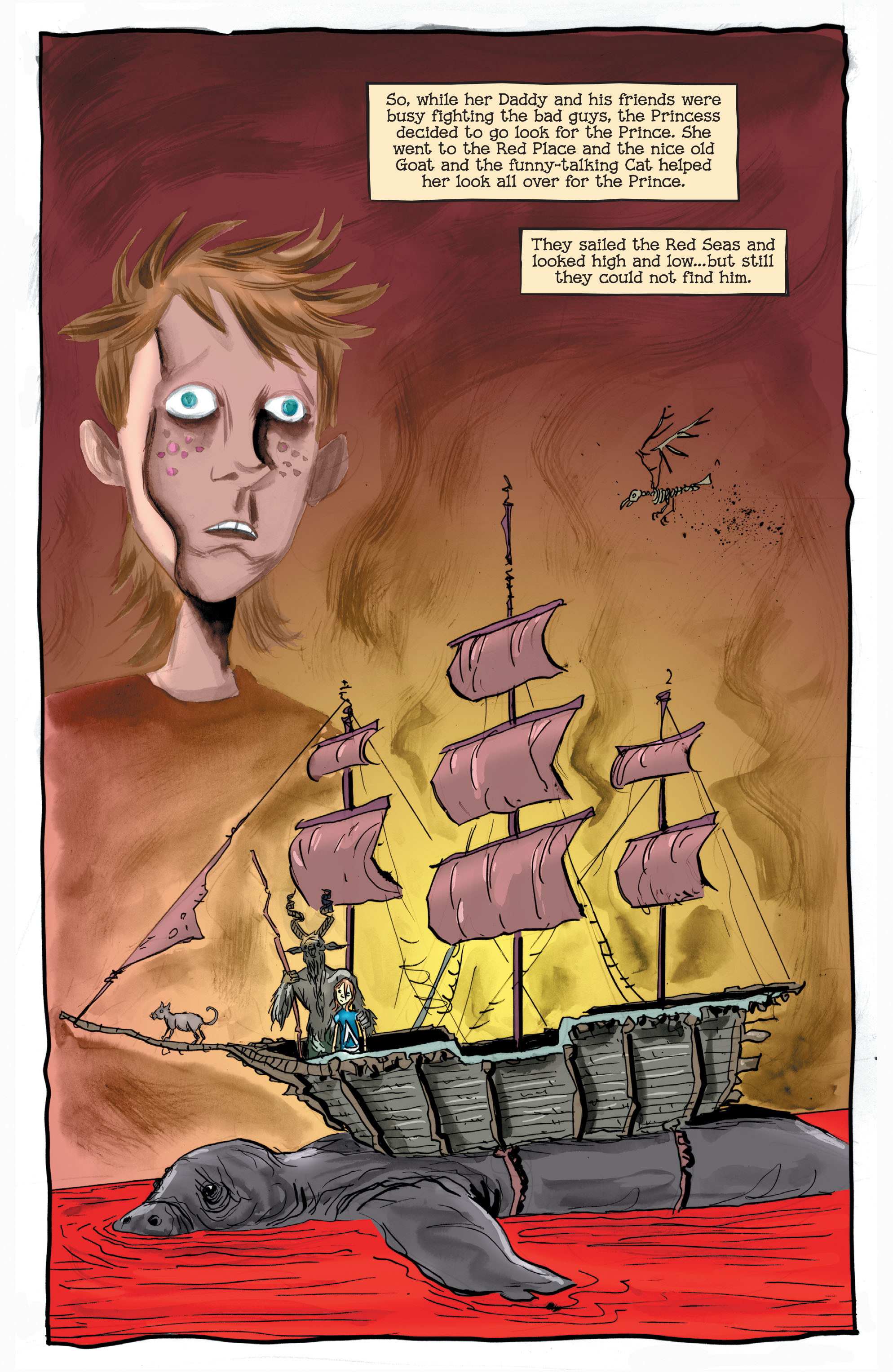 Read online Animal Man (2011) comic -  Issue #29 - 14