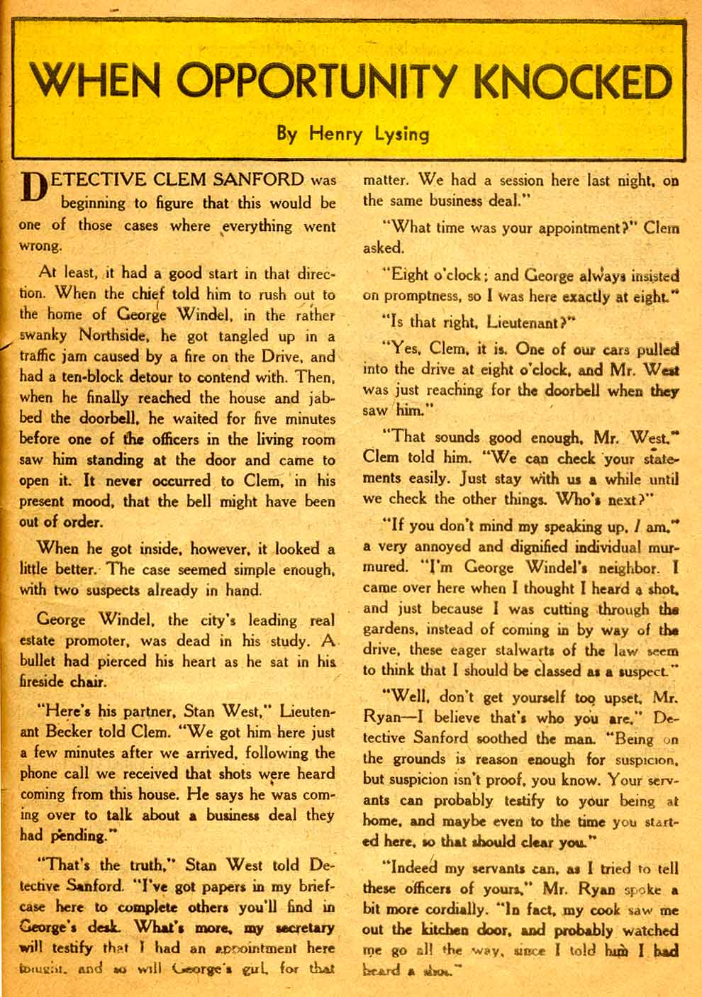 Read online Adventure Comics (1938) comic -  Issue #121 - 20