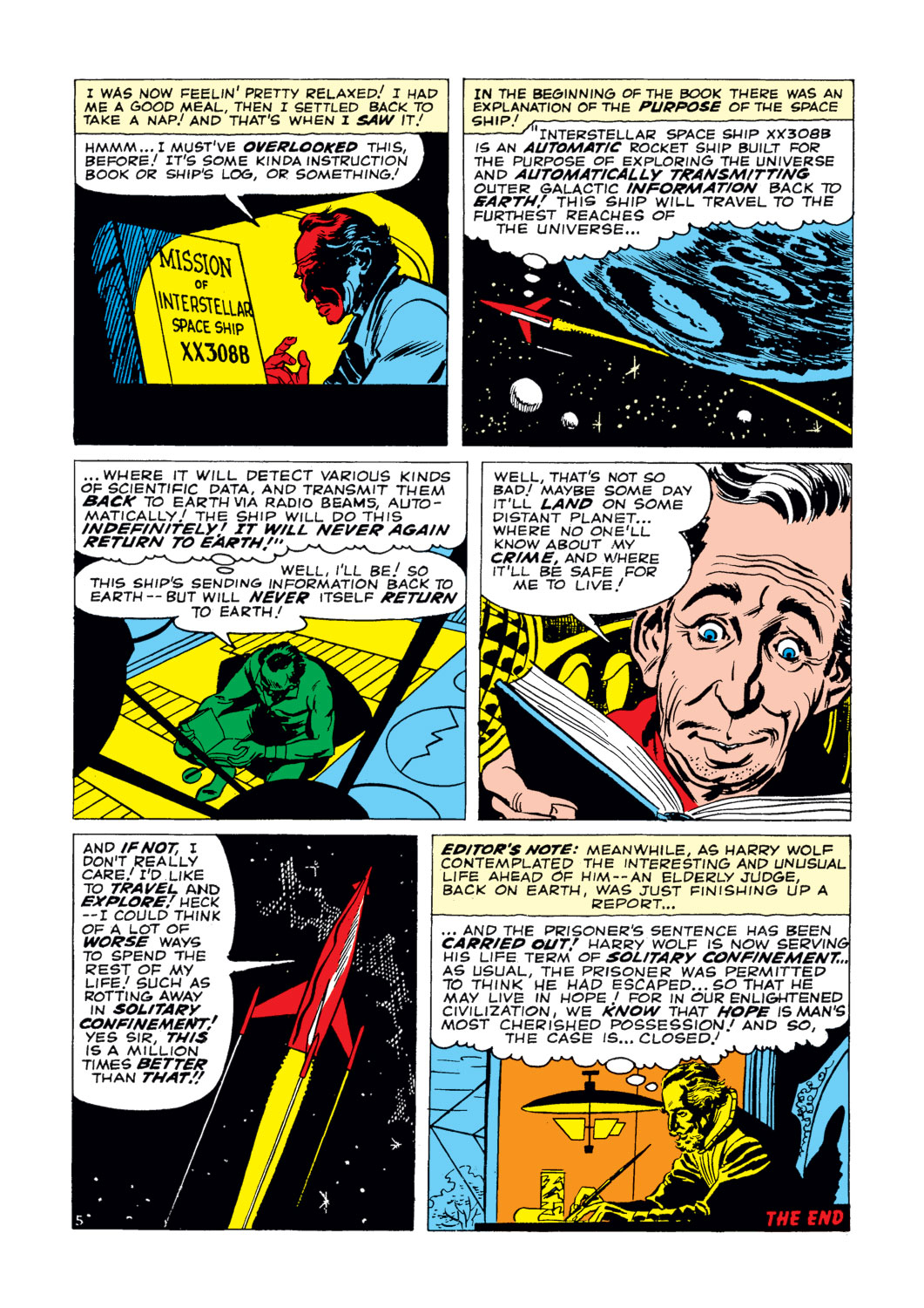 Tales to Astonish (1959) issue 3 - Page 26