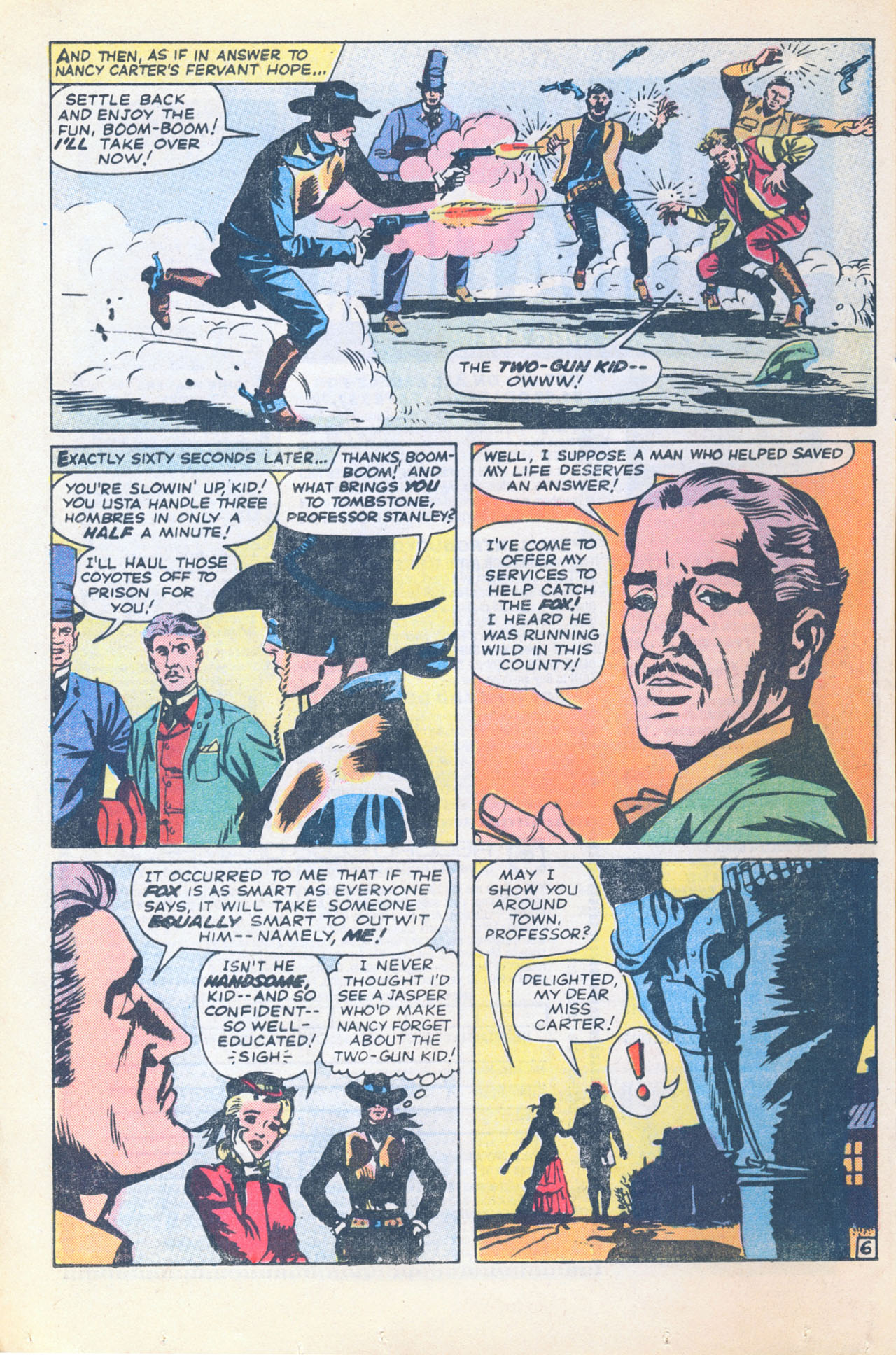 Read online Two-Gun Kid comic -  Issue #116 - 12