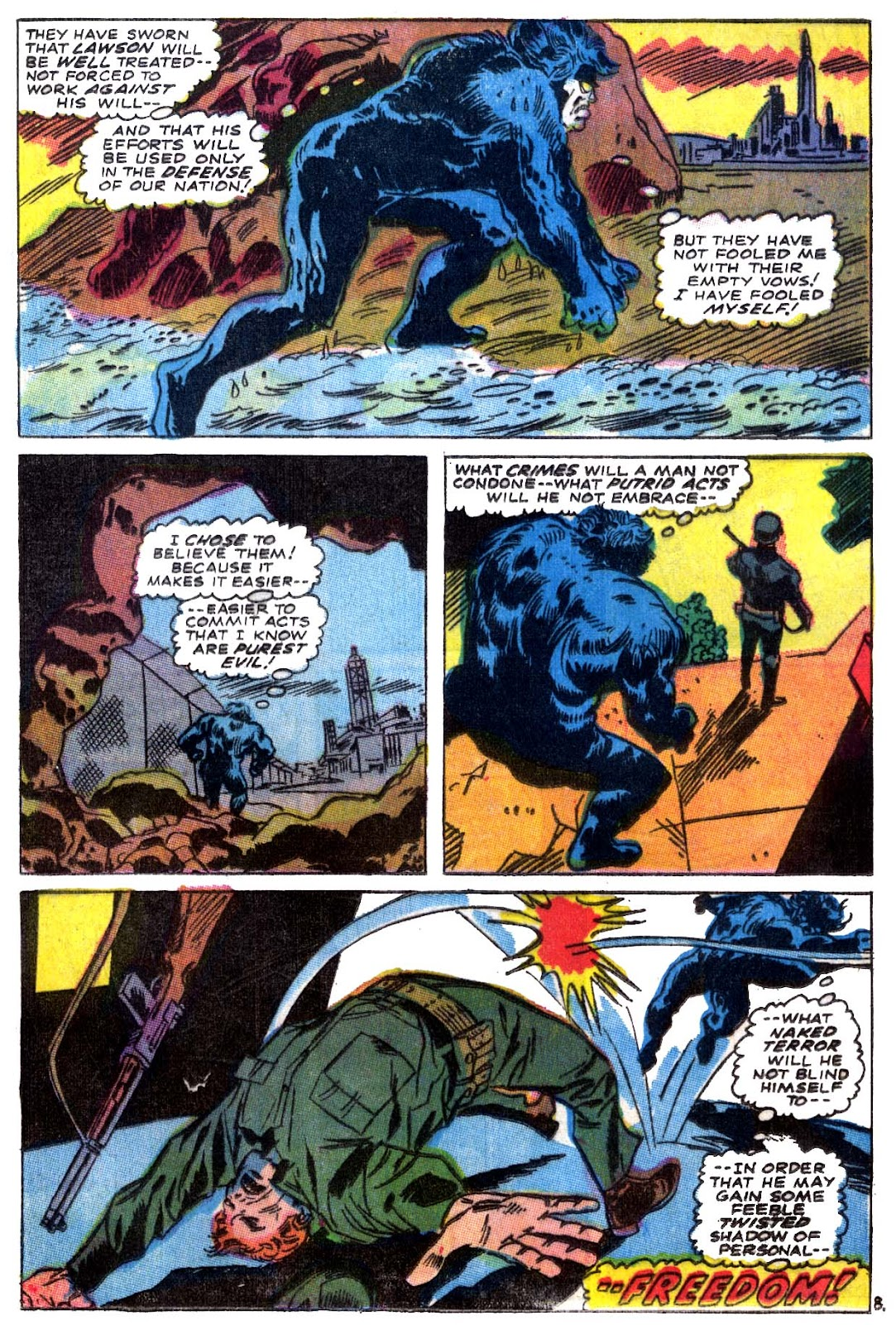 Captain Marvel (1968) issue 5 - Page 9