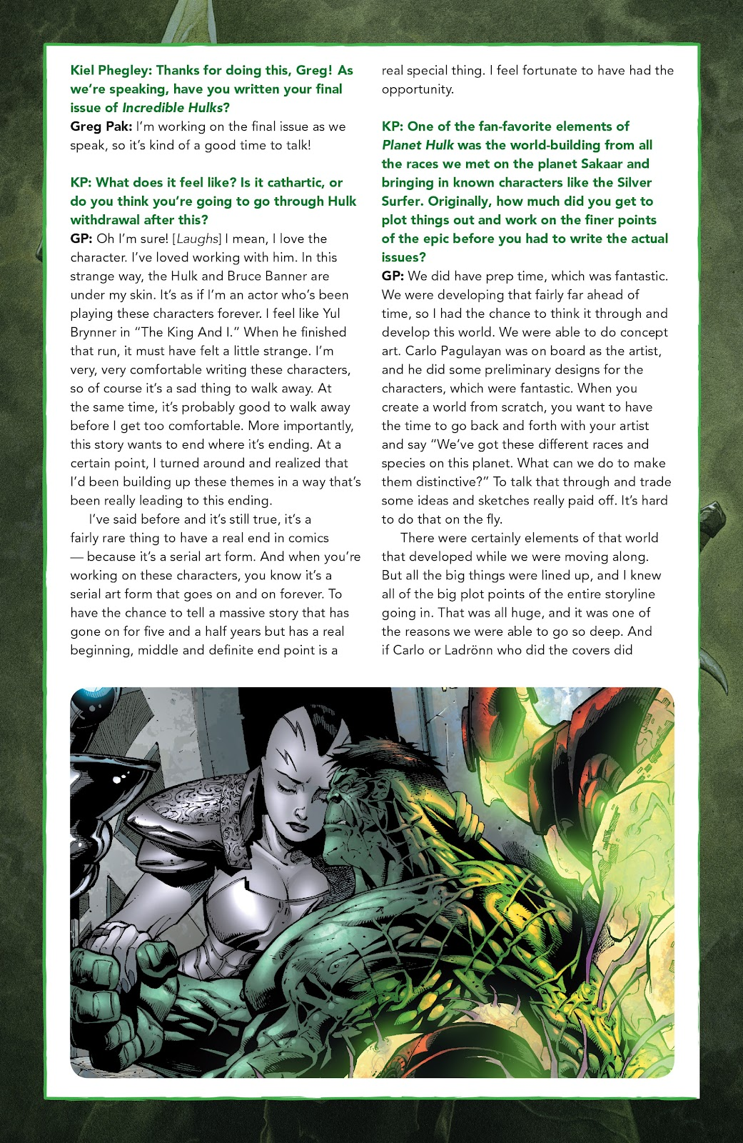 Read online Incredible Hulks (2010) comic -  Issue # _TPB Heart of the Monster - 140