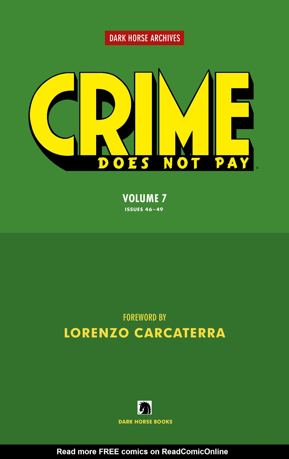 Read online Crime Does Not Pay Archives comic -  Issue # TPB 7 (Part 1) - 5