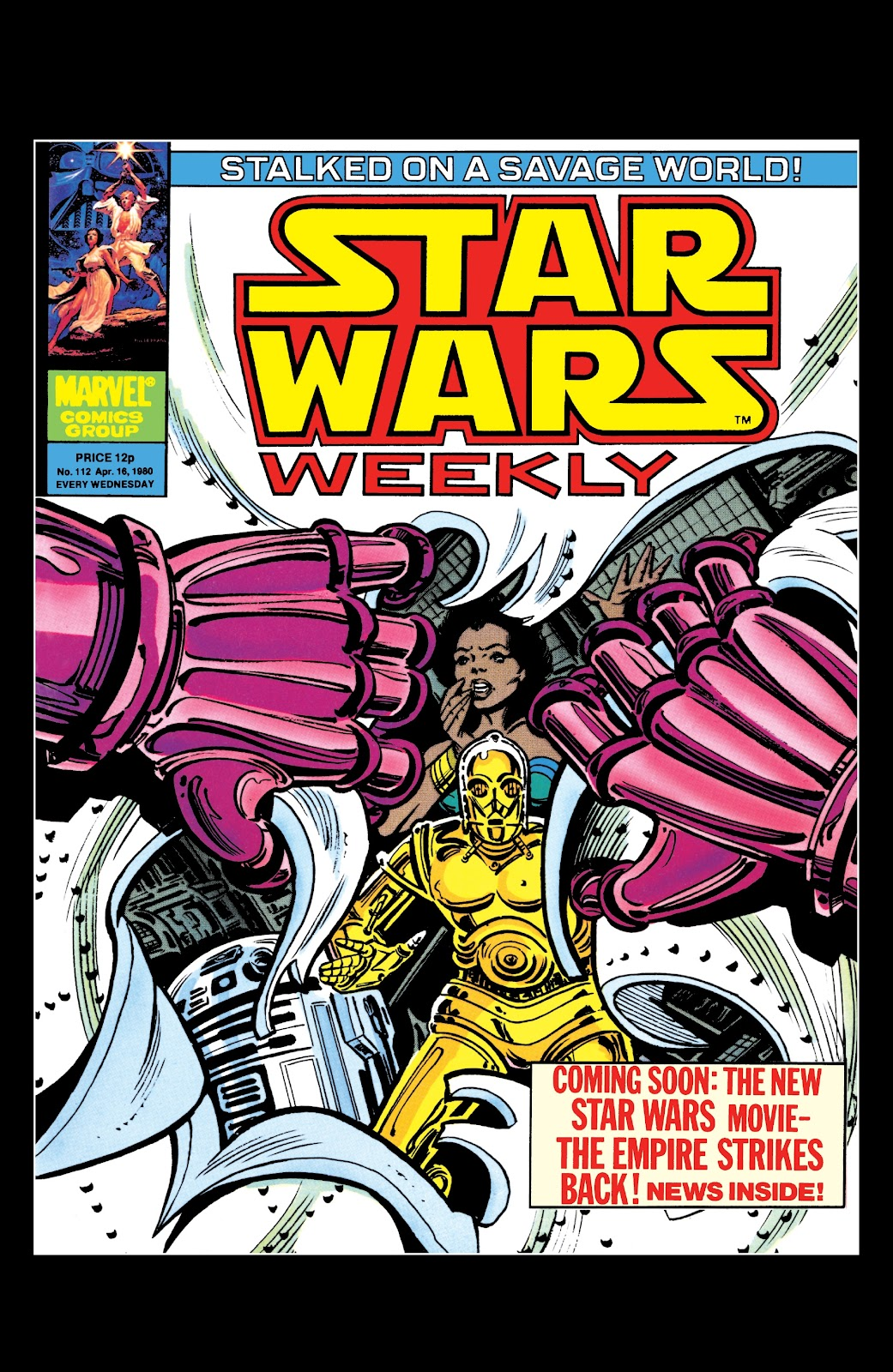 Read online Star Wars Legends: The Original Marvel Years - Epic Collection comic -  Issue # TPB 2 (Part 5) - 14