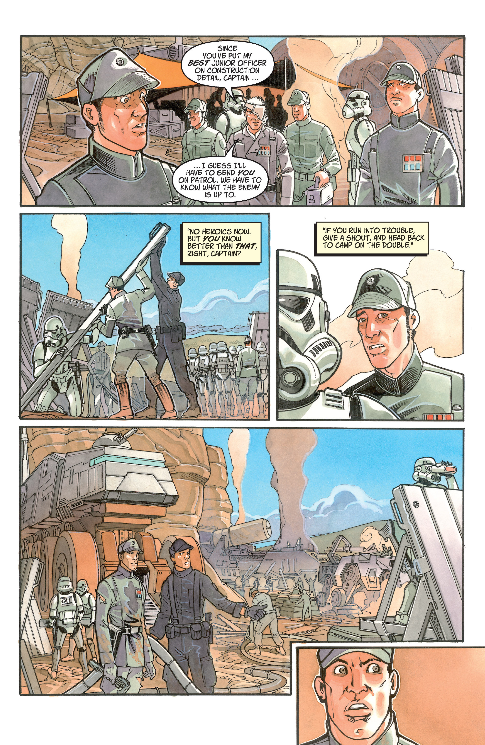 Read online Star Wars Omnibus comic -  Issue # Vol. 22 - 152