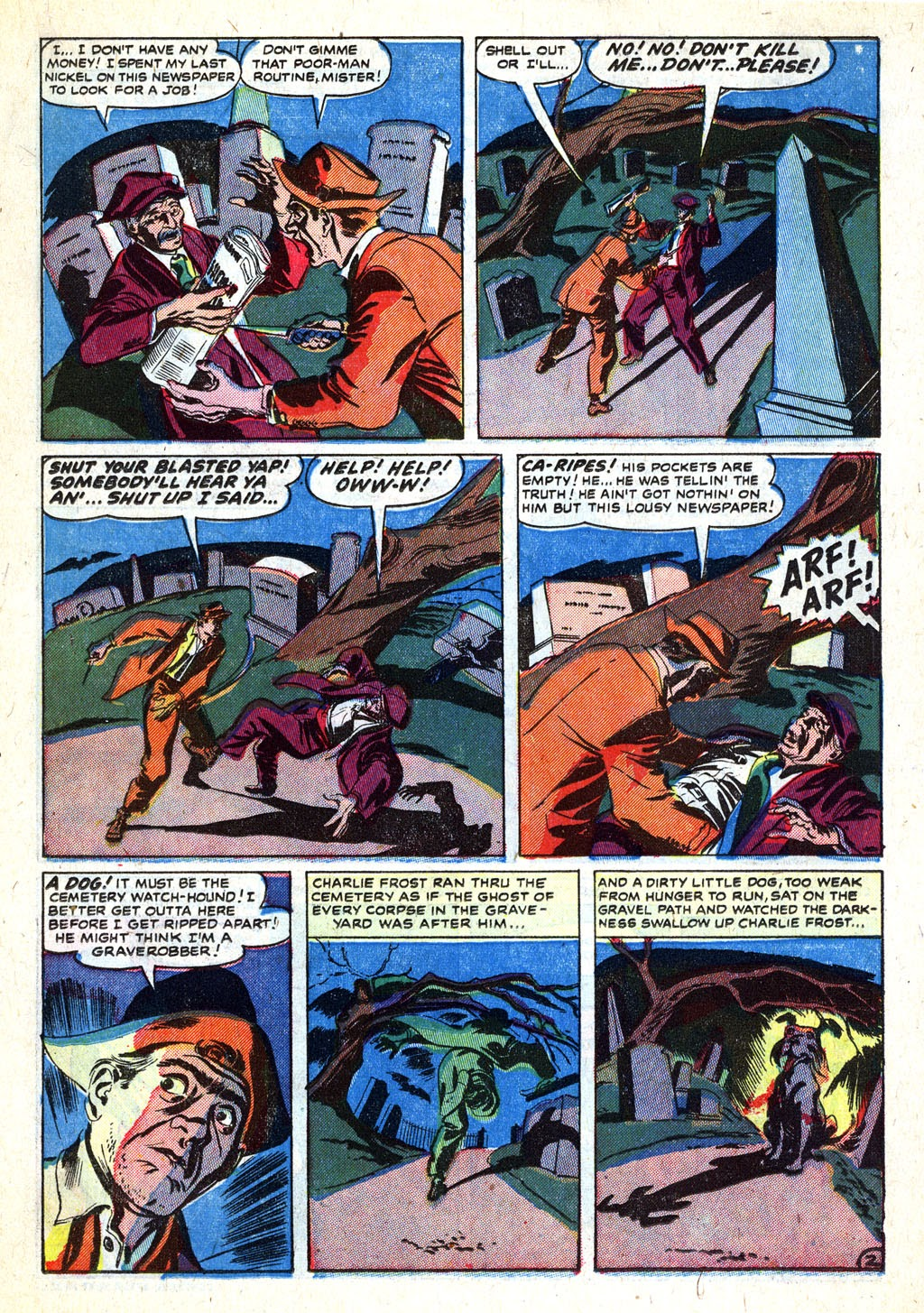 Spellbound (1952) issue 6 - Page 11