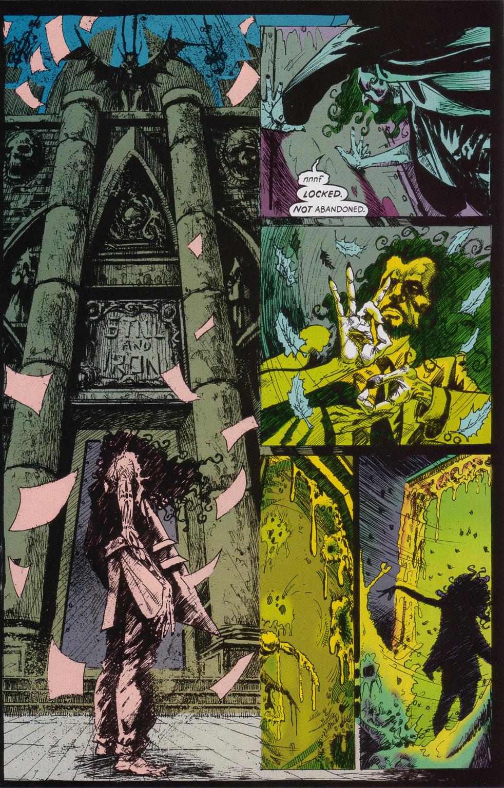 Read online Druid comic -  Issue #3 - 10