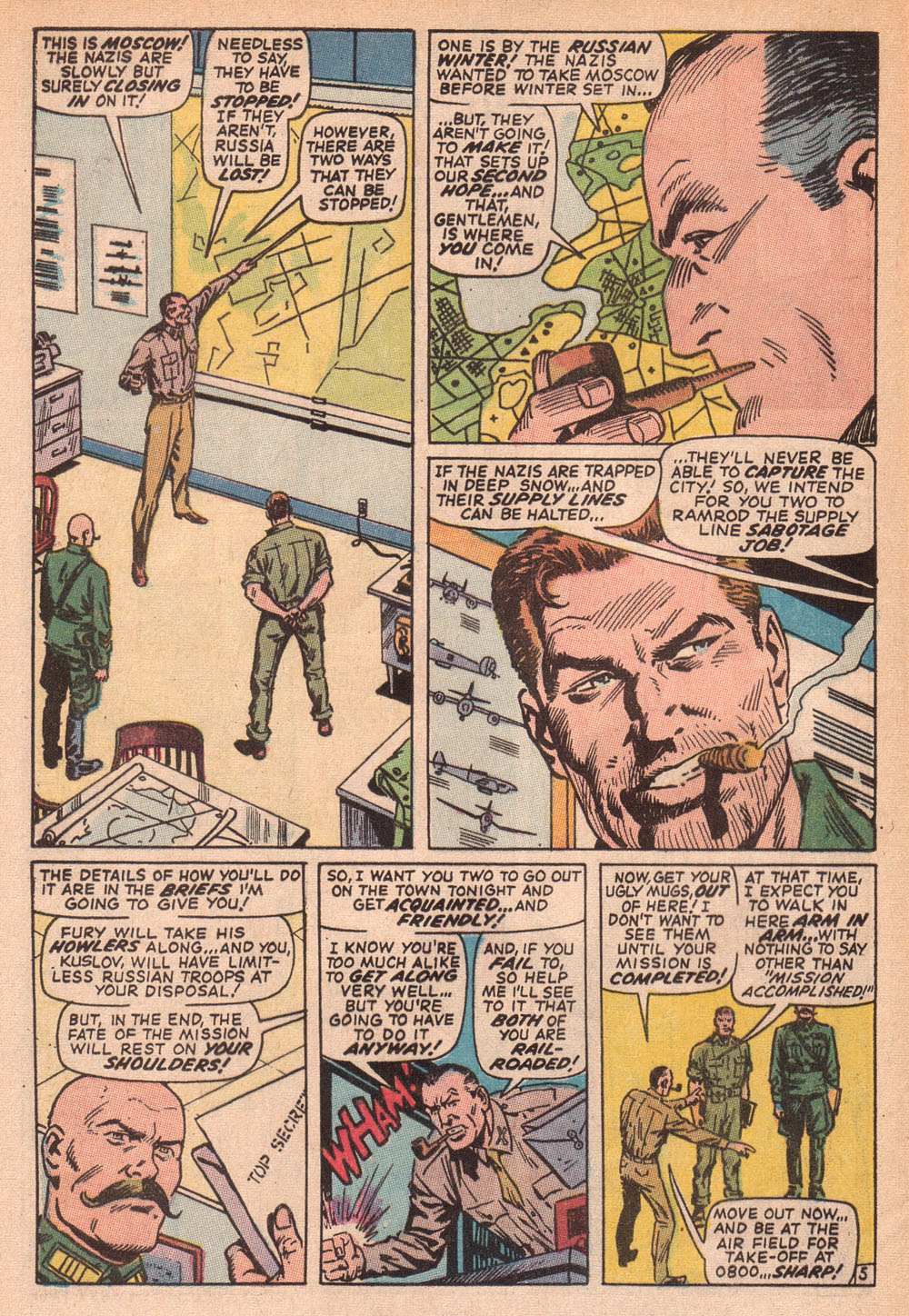 Read online Sgt. Fury comic -  Issue #73 - 8