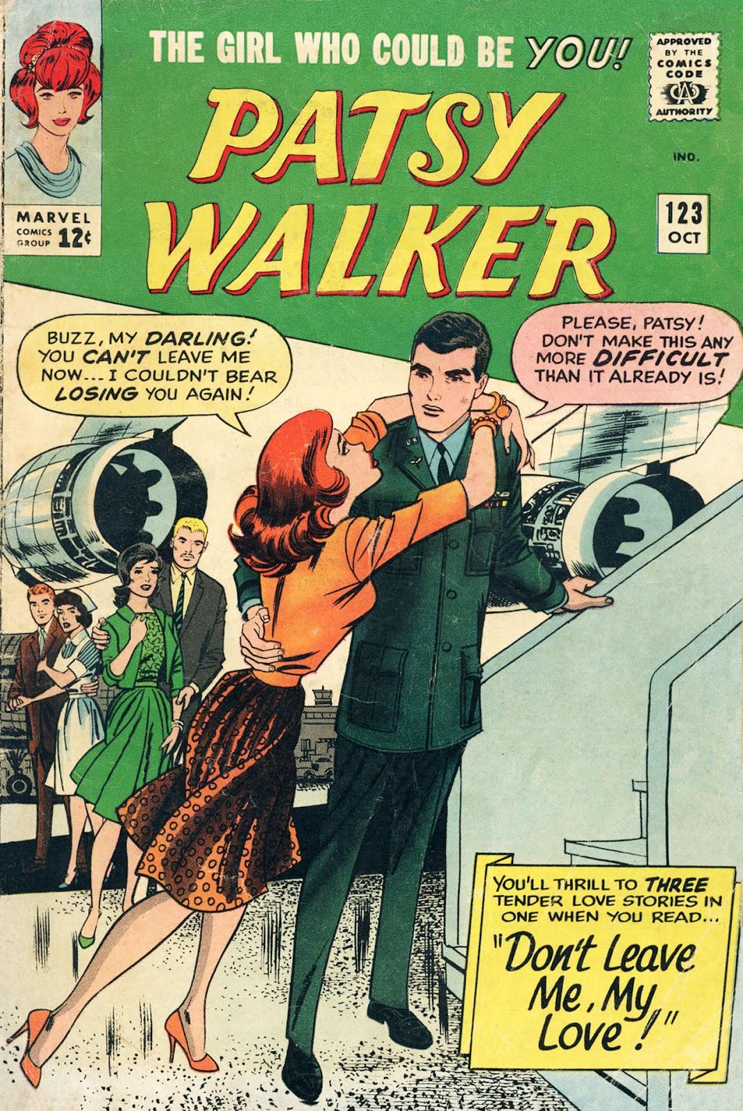 Patsy Walker 123 Page 1