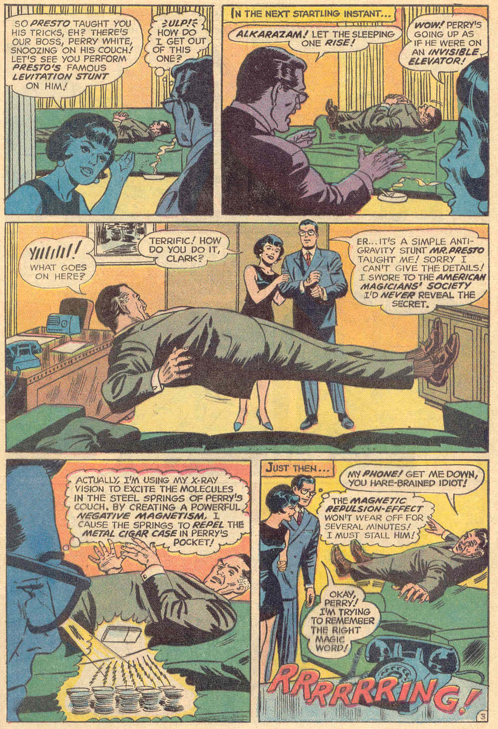 Read online Action Comics (1938) comic -  Issue #382 - 5