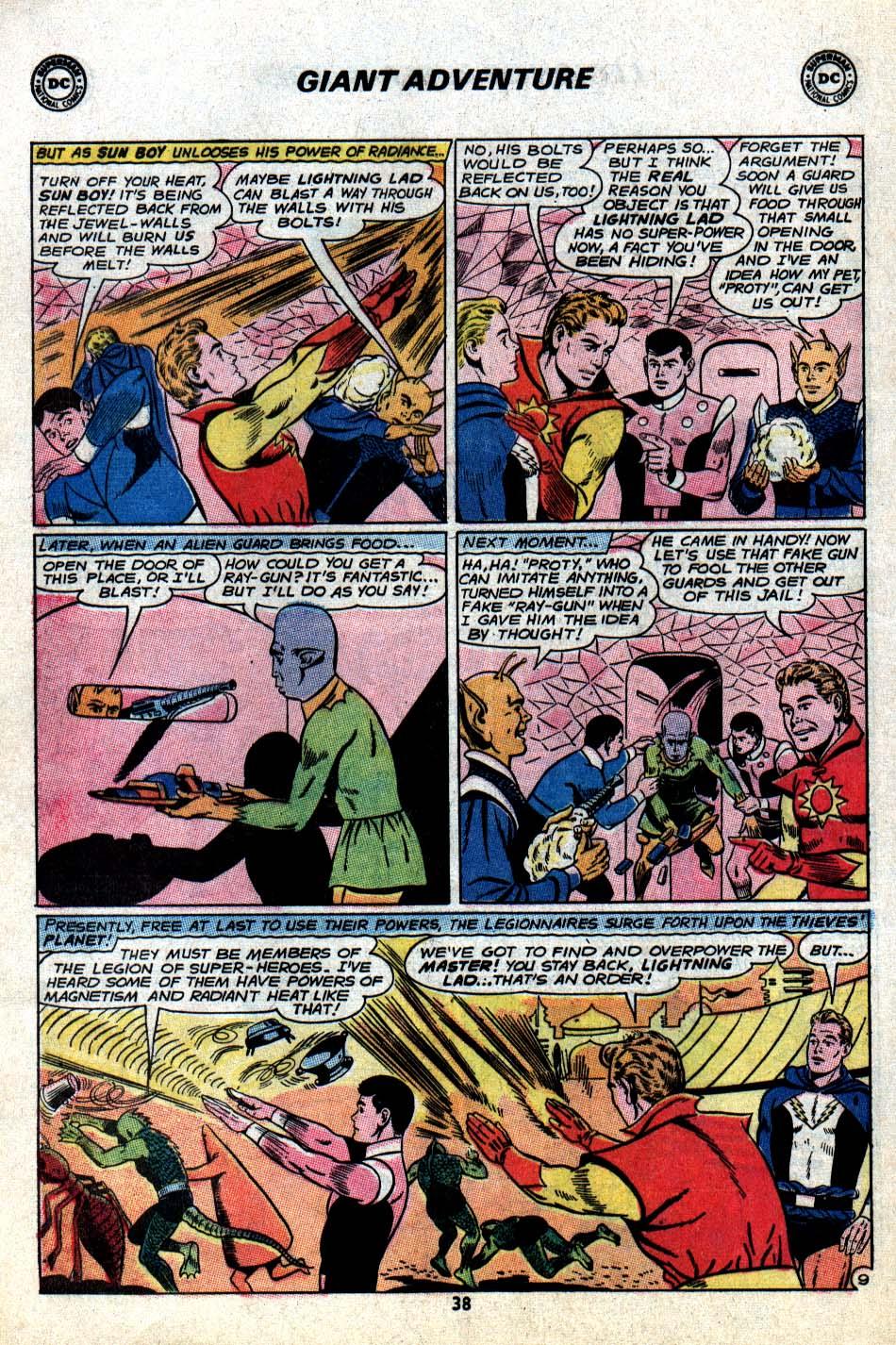 Read online Adventure Comics (1938) comic -  Issue #403 - 40