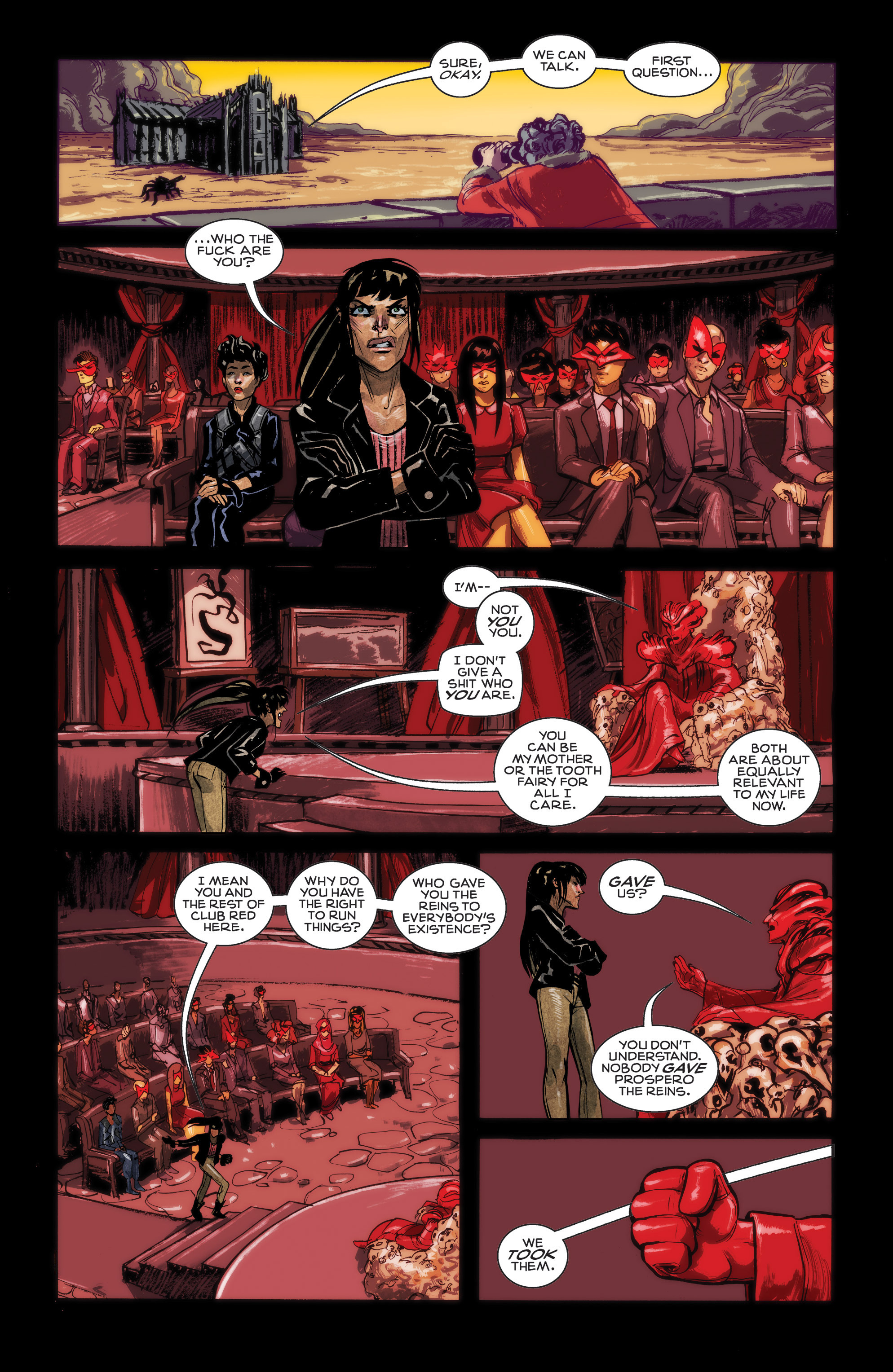 Read online Shutter comic -  Issue #12 - 12