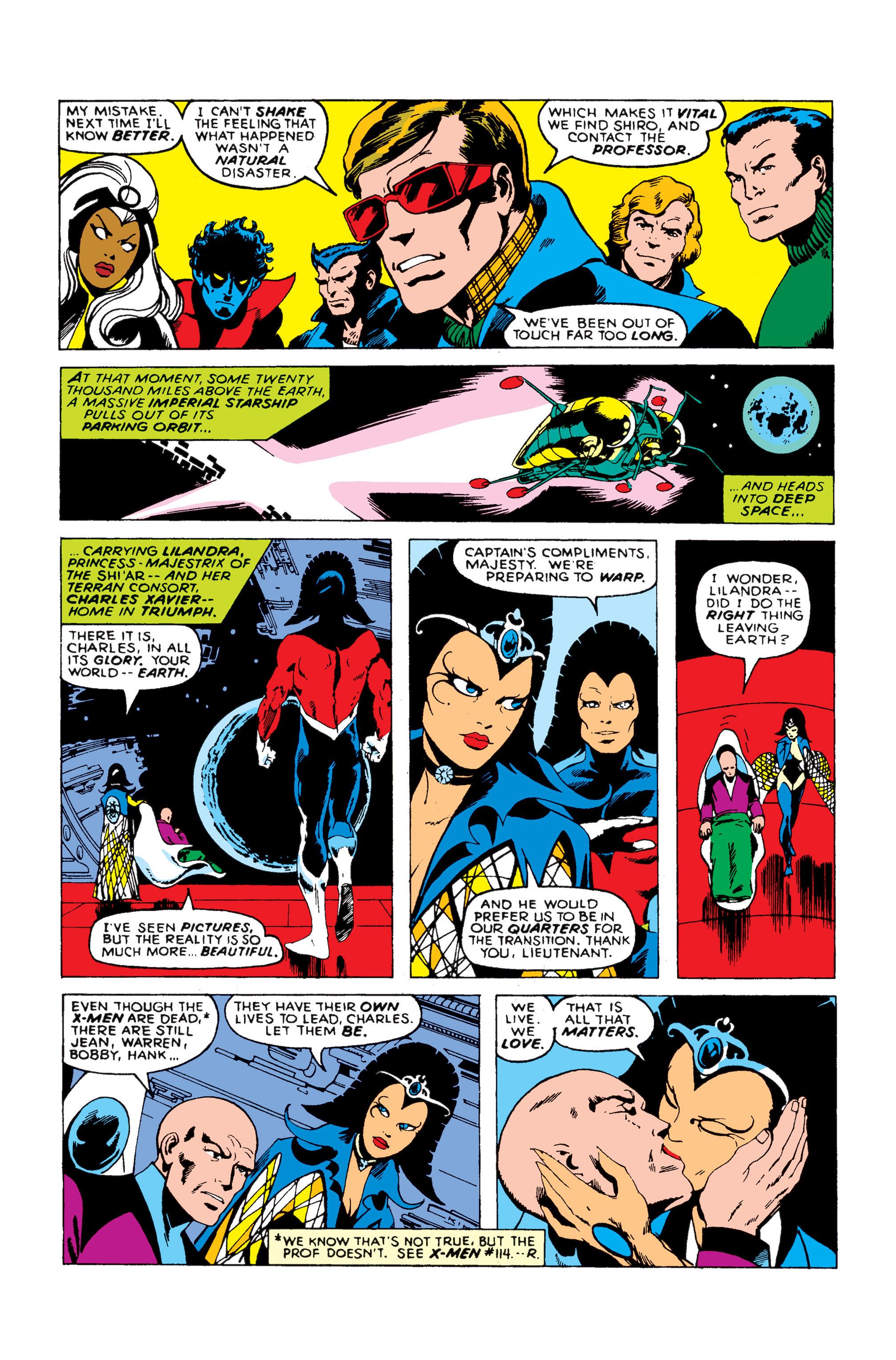Uncanny X-Men (1963) 118 Page 5
